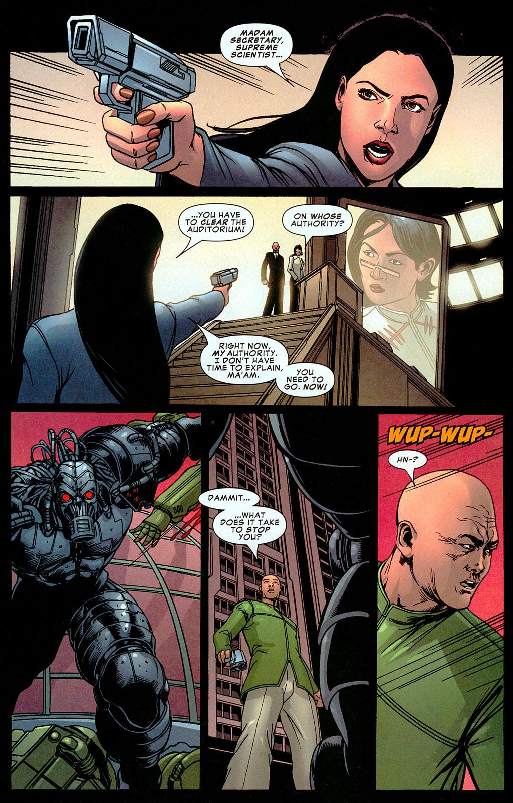 Read online Amazing Fantasy (2004) comic -  Issue #20 - 15