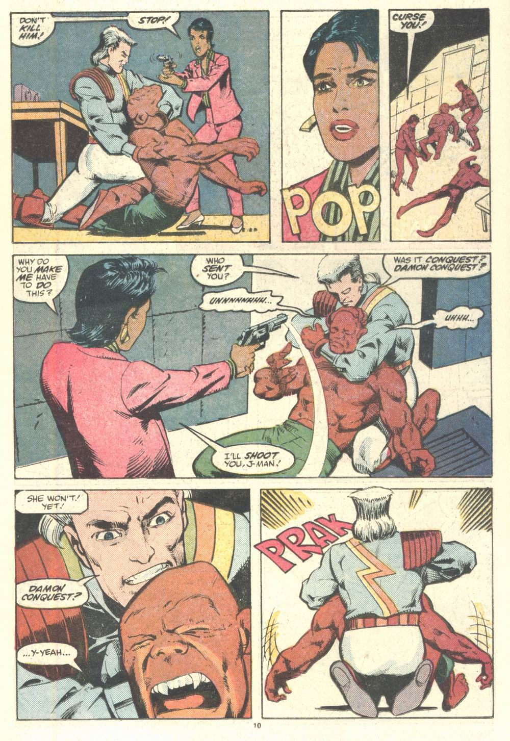Read online Justice (1986) comic -  Issue #2 - 11