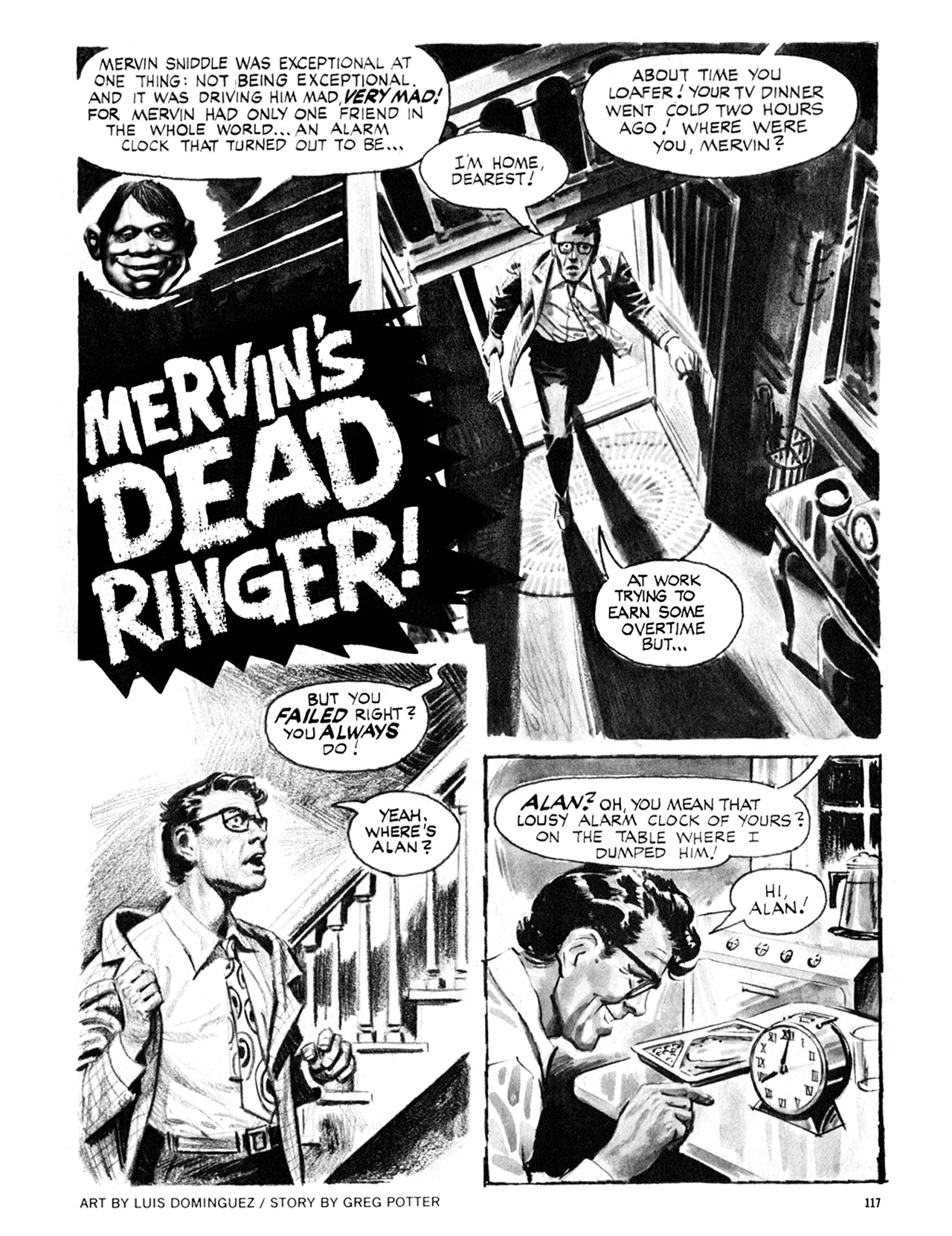 Read online Eerie Archives comic -  Issue # TPB 9 - 118