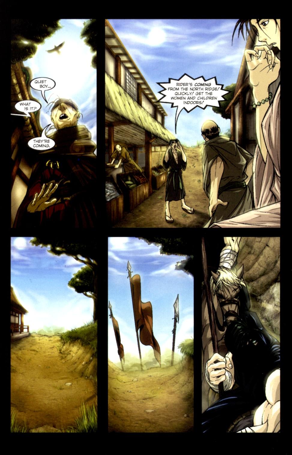 Read online Shidima comic -  Issue #1 - 9