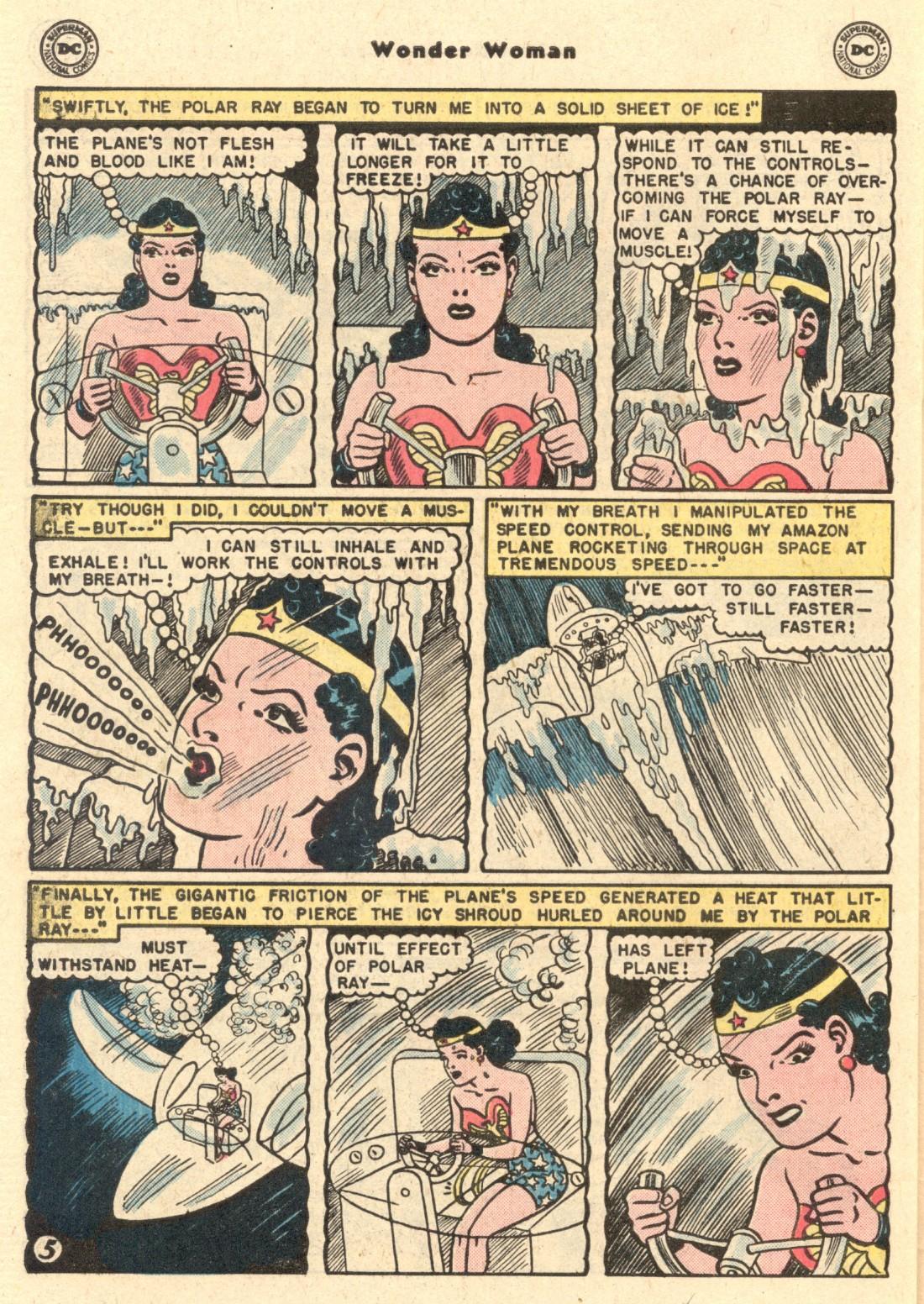 Read online Wonder Woman (1942) comic -  Issue #62 - 28