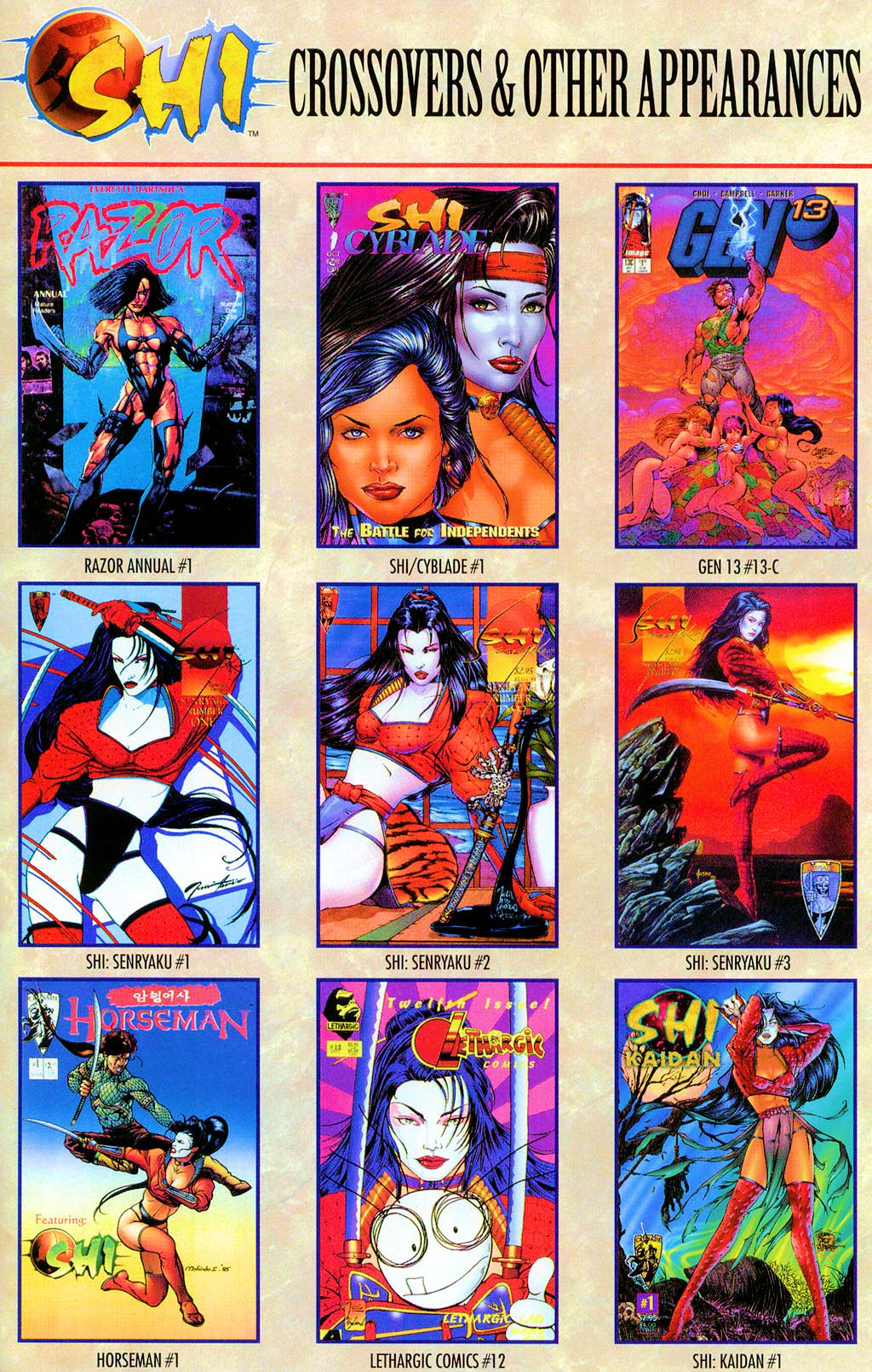 Read online Shi: Rekishi comic -  Issue #2 - 23