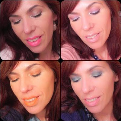 maquillaje fácil primavera
