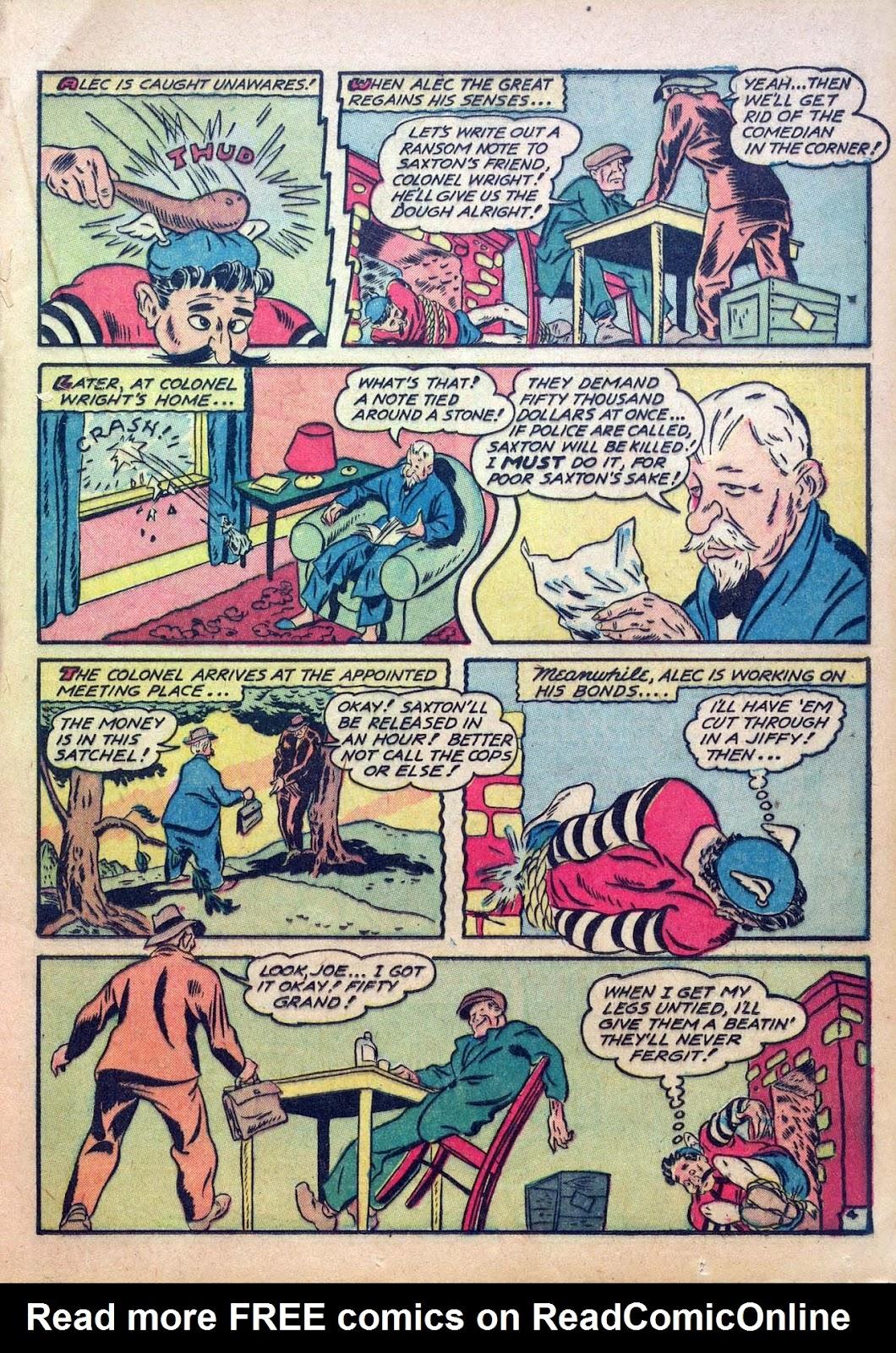 Read online Joker Comics comic -  Issue #1 - 39