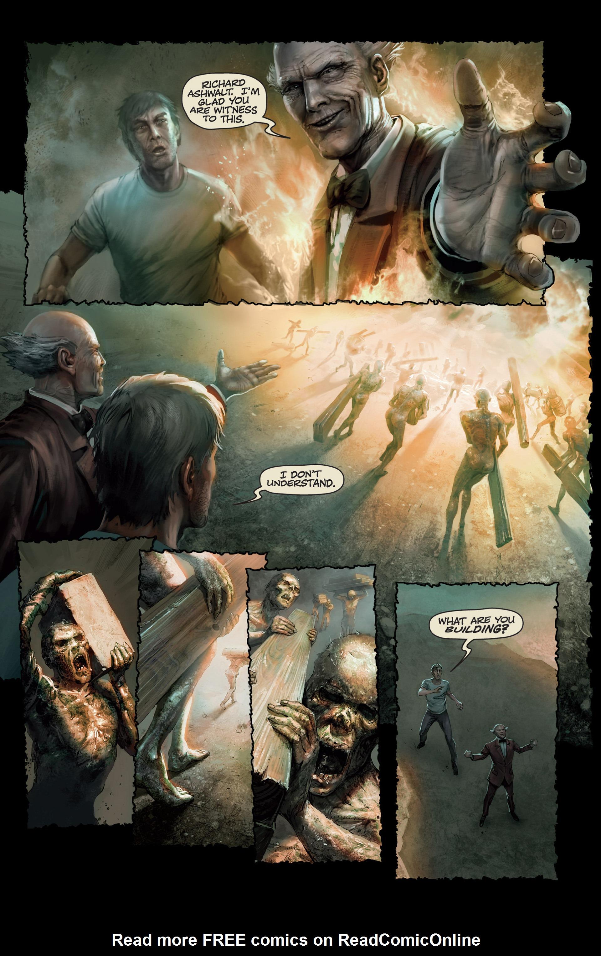 Read online Abattoir comic -  Issue #4 - 13