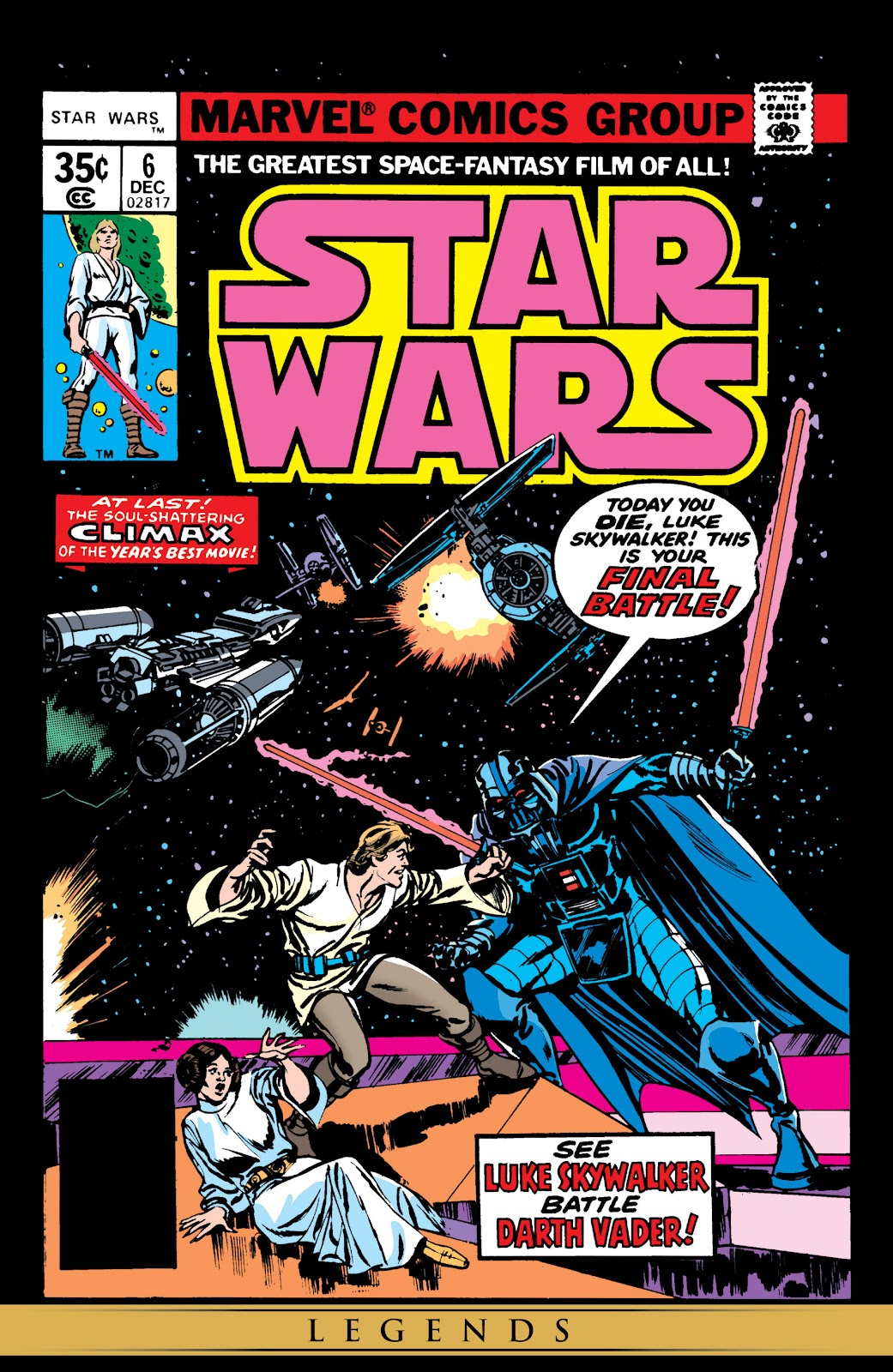 Read online Star Wars Legends: The Original Marvel Years - Epic Collection comic -  Issue # TPB 1 (Part 1) - 98