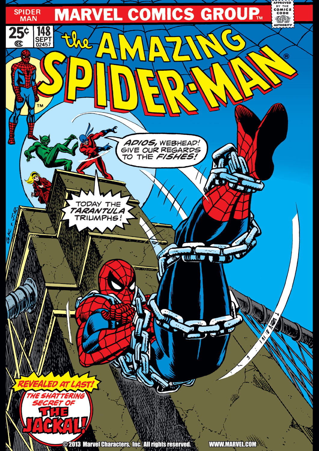 The Amazing Spider-Man (1963) 148 Page 0