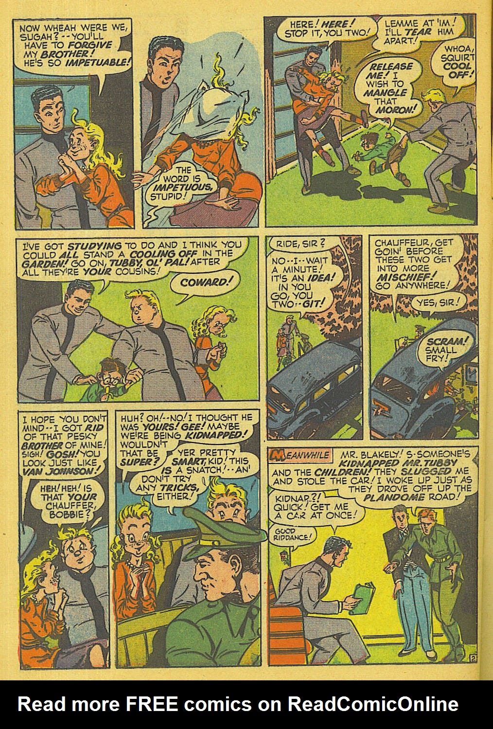 Green Hornet Comics issue 32 - Page 17