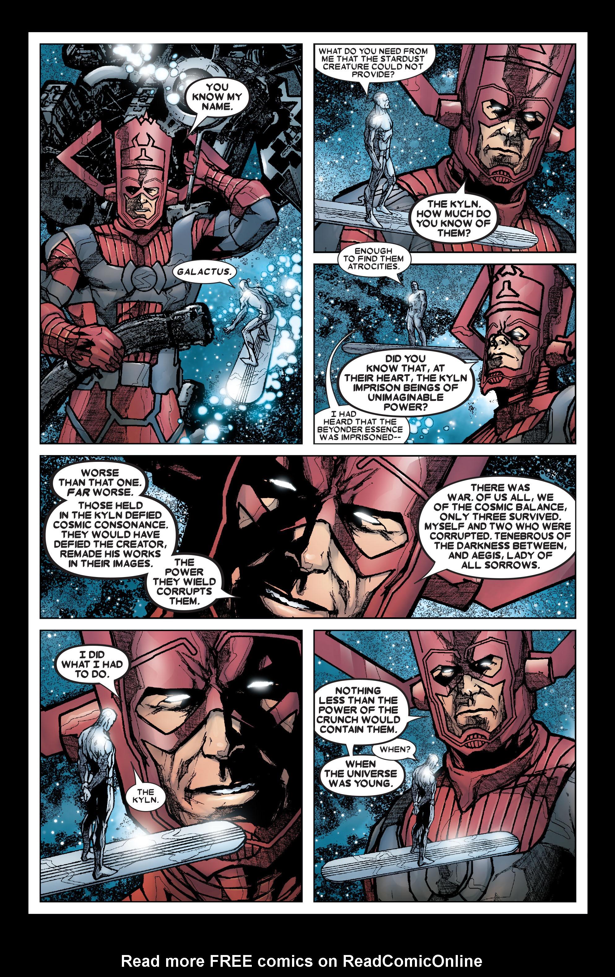 Read online Annihilation: Silver Surfer comic -  Issue #3 - 17