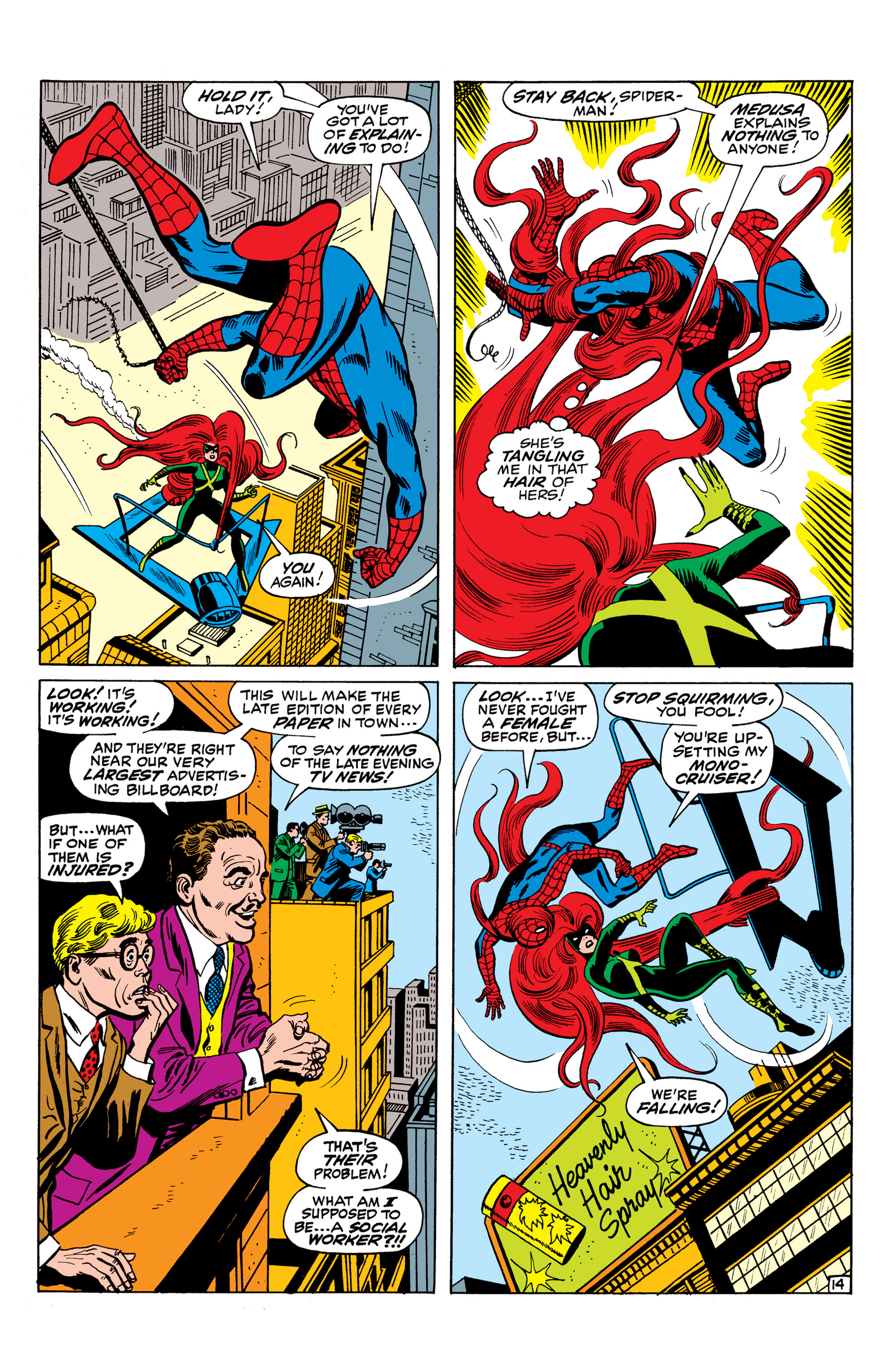 The Amazing Spider-Man (1963) 62 Page 14