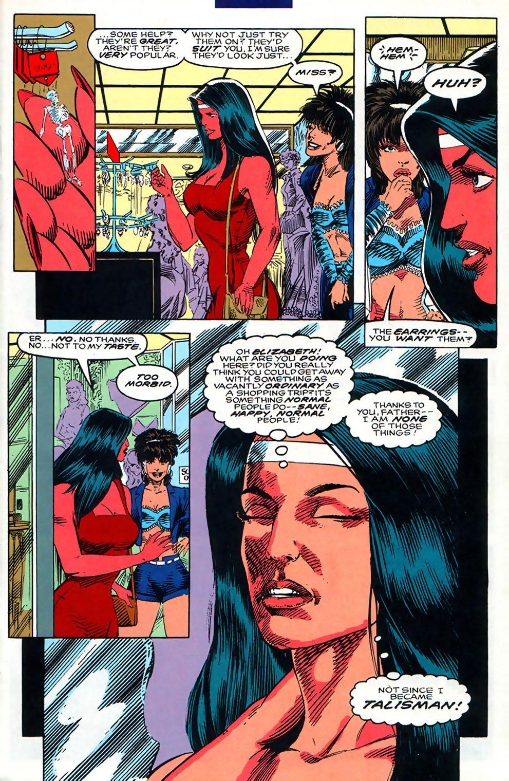 Read online Alpha Flight (1983) comic -  Issue #110 - 6