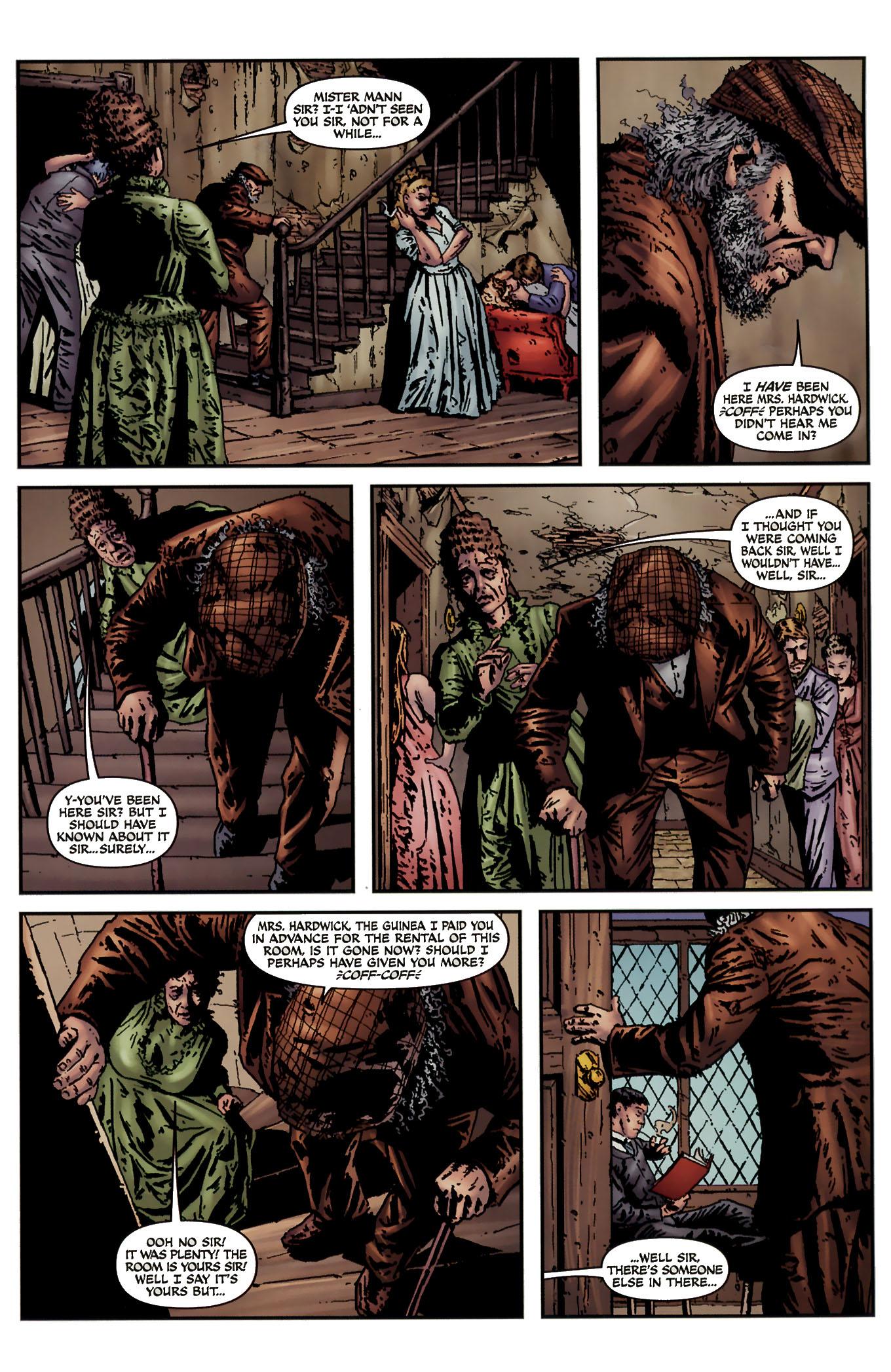 Read online Sherlock Holmes (2009) comic -  Issue #3 - 11