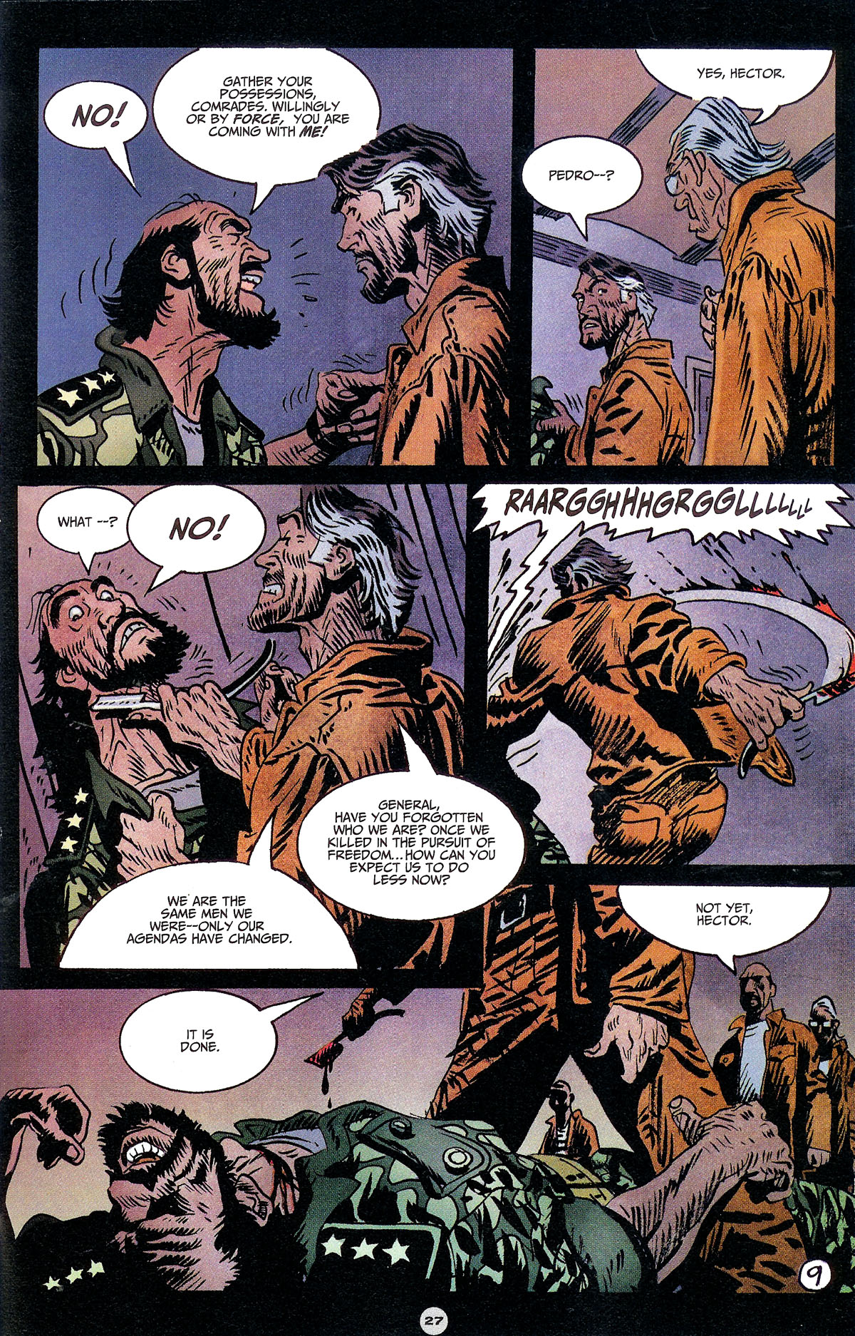 Read online Solo (2004) comic -  Issue #6 - 28