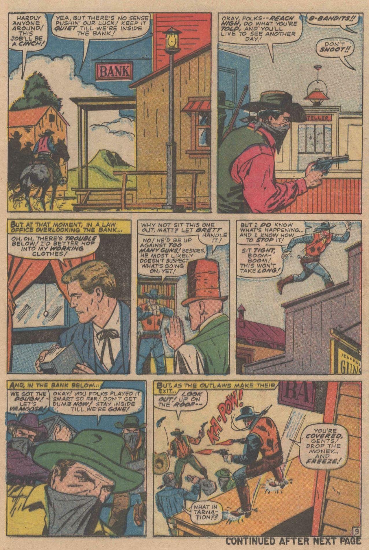 Read online Two-Gun Kid comic -  Issue #83 - 12