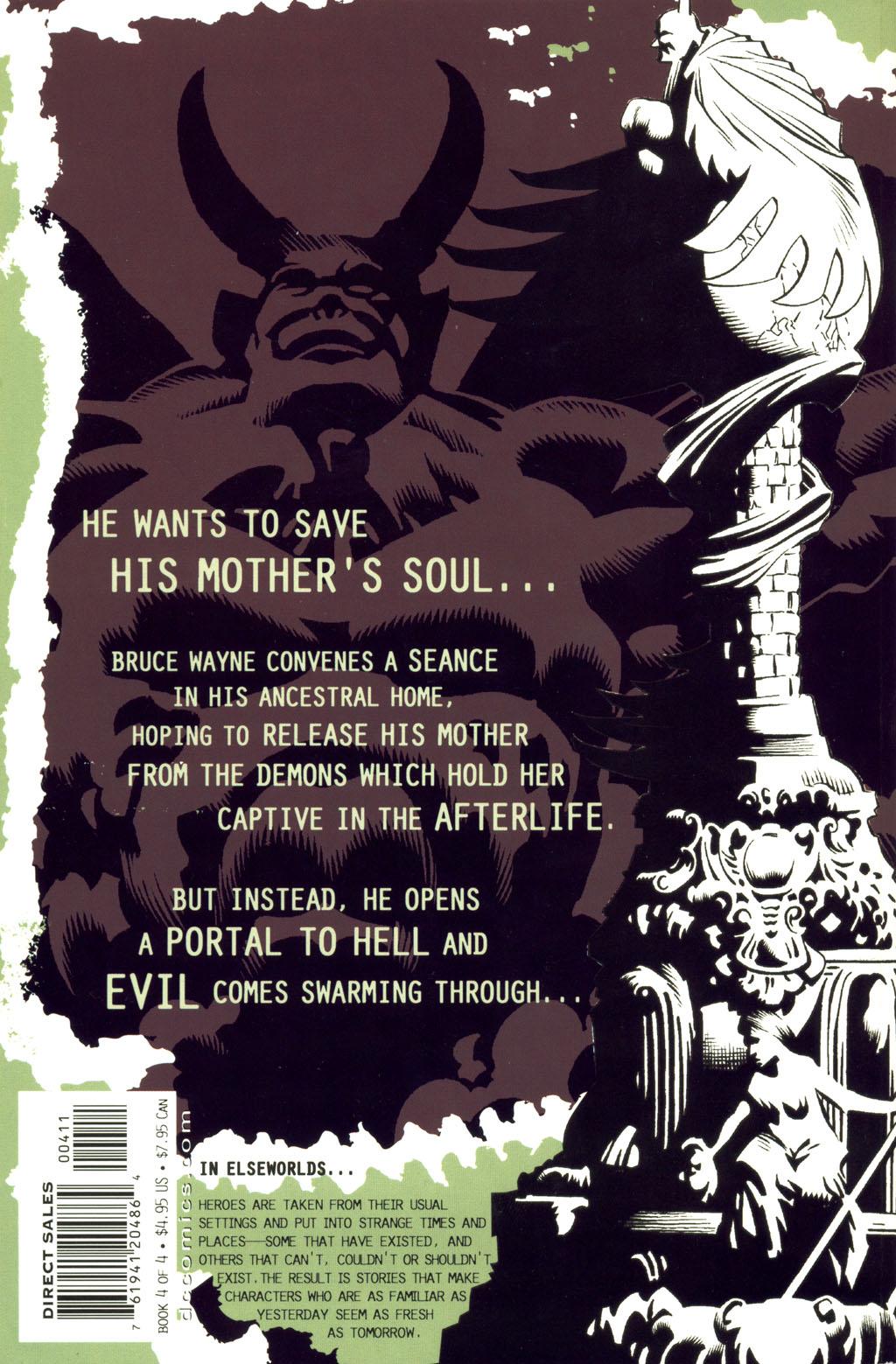 Read online Batman: Haunted Gotham comic -  Issue #4 - 50