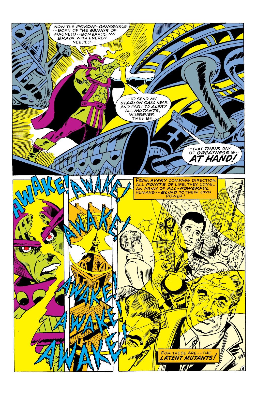Uncanny X-Men (1963) issue 49 - Page 7