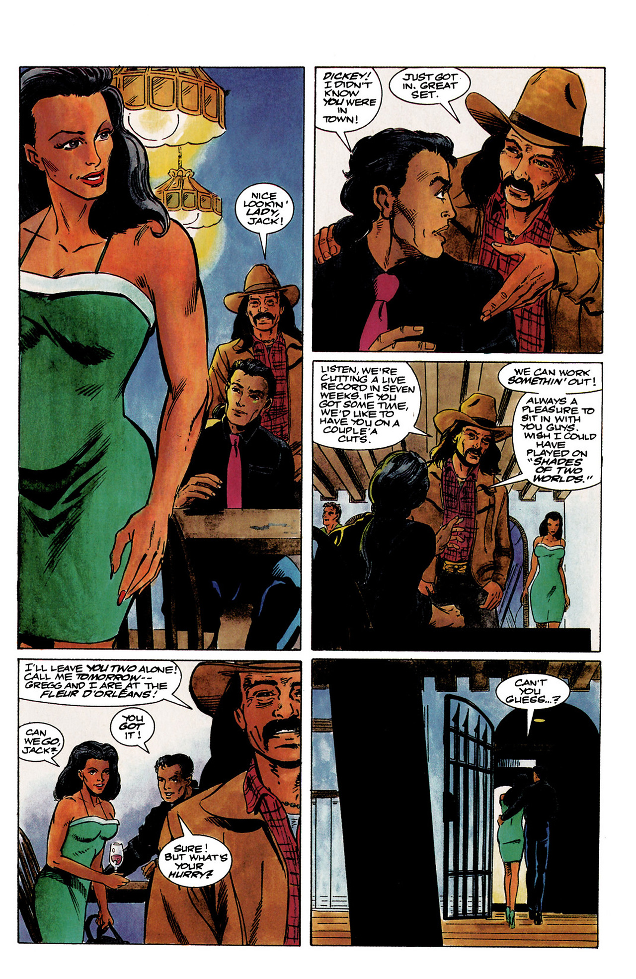 Read online Shadowman (1992) comic -  Issue #1 - 6