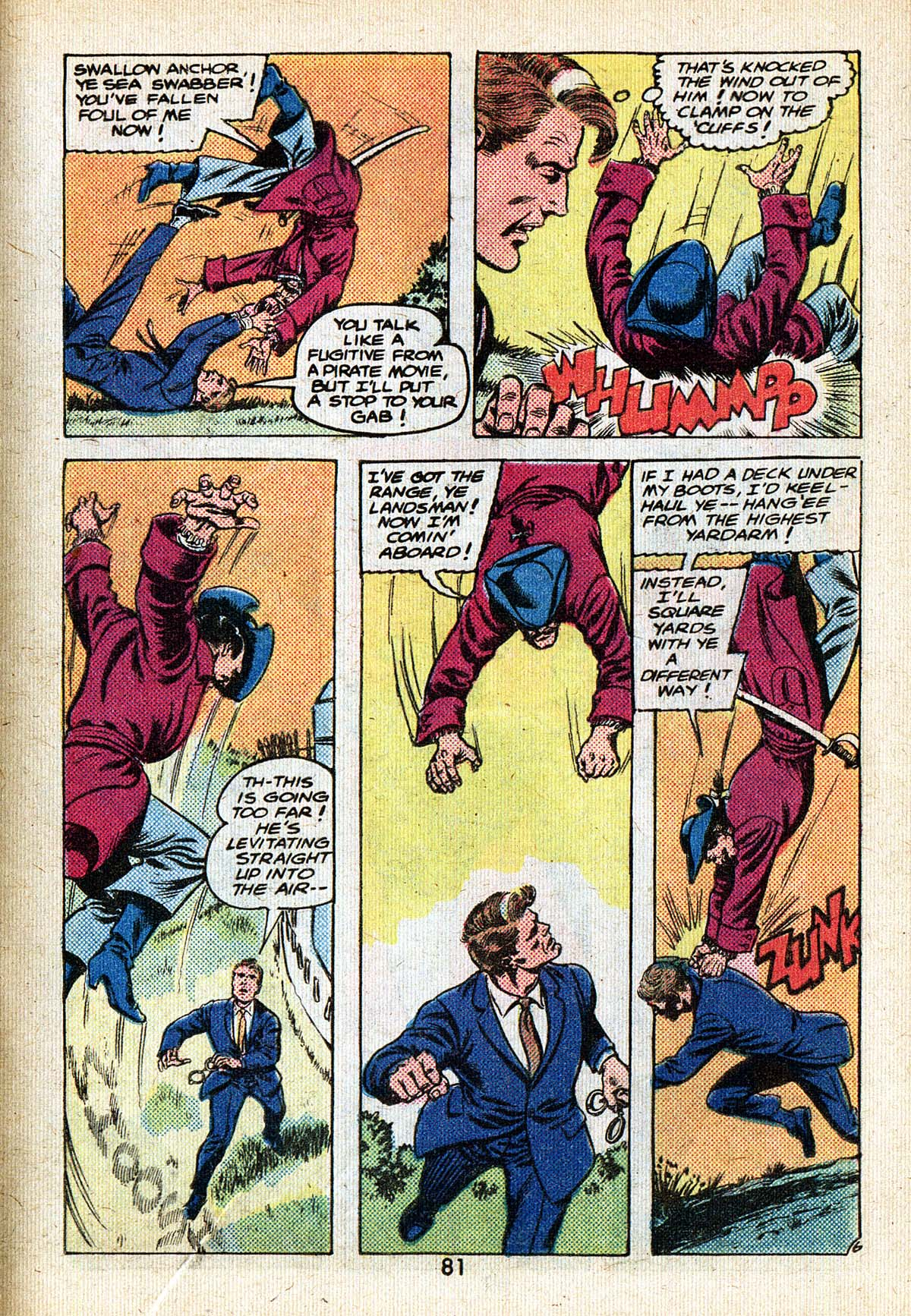 Read online Adventure Comics (1938) comic -  Issue #494 - 81