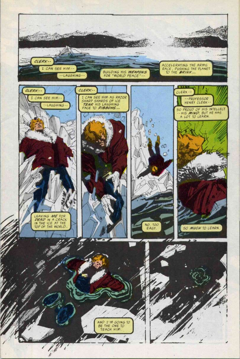 Read online Doctor Zero comic -  Issue #3 - 3