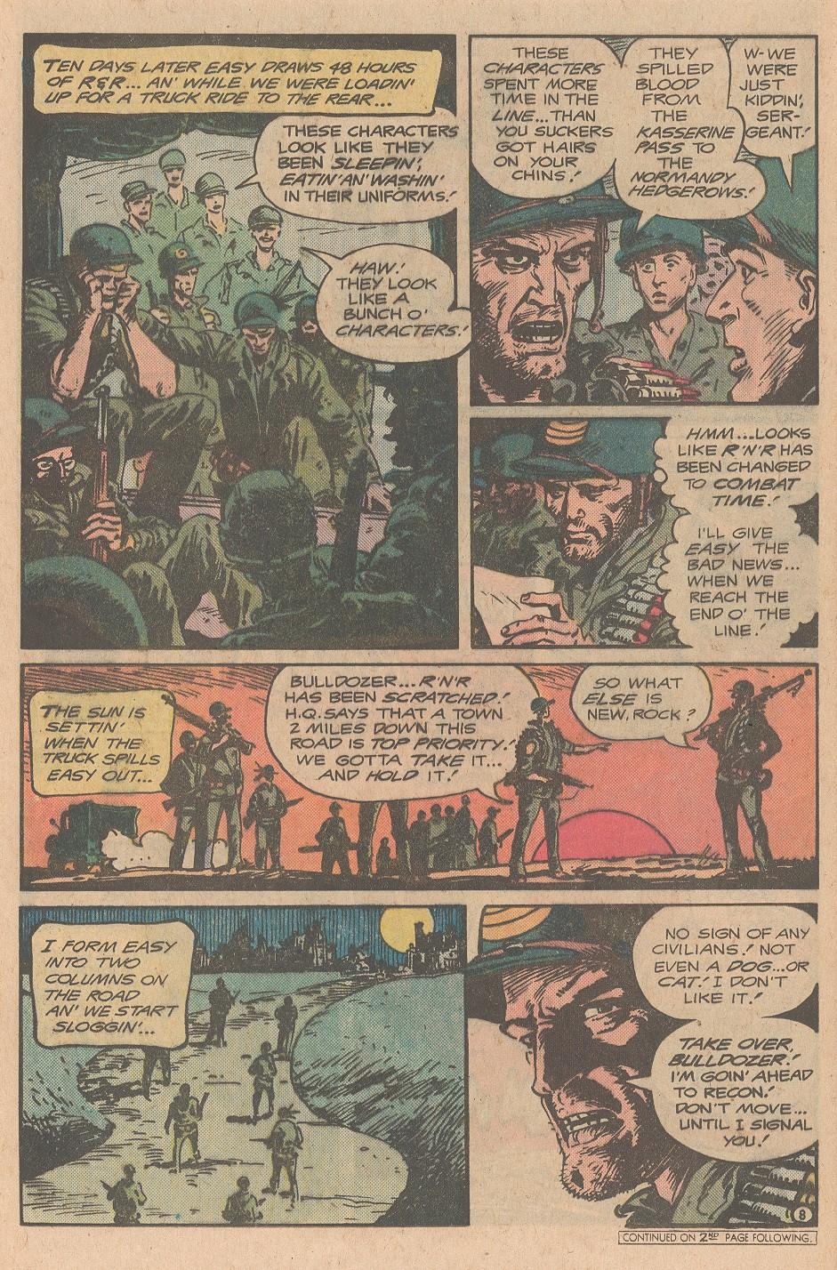 Read online Sgt. Rock comic -  Issue #345 - 9