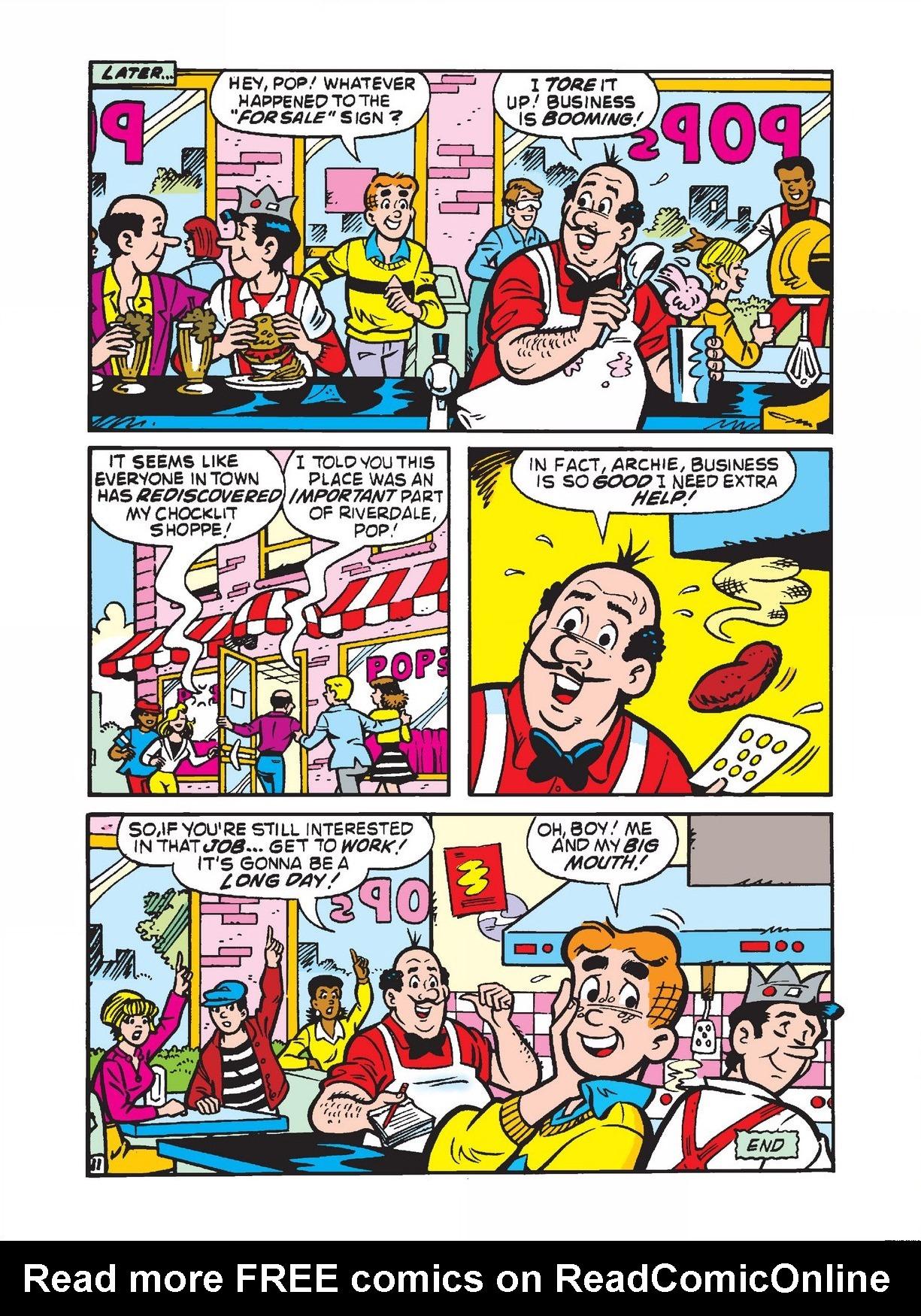 Read online Archie 1000 Page Comics Bonanza comic -  Issue #3 (Part 1) - 126