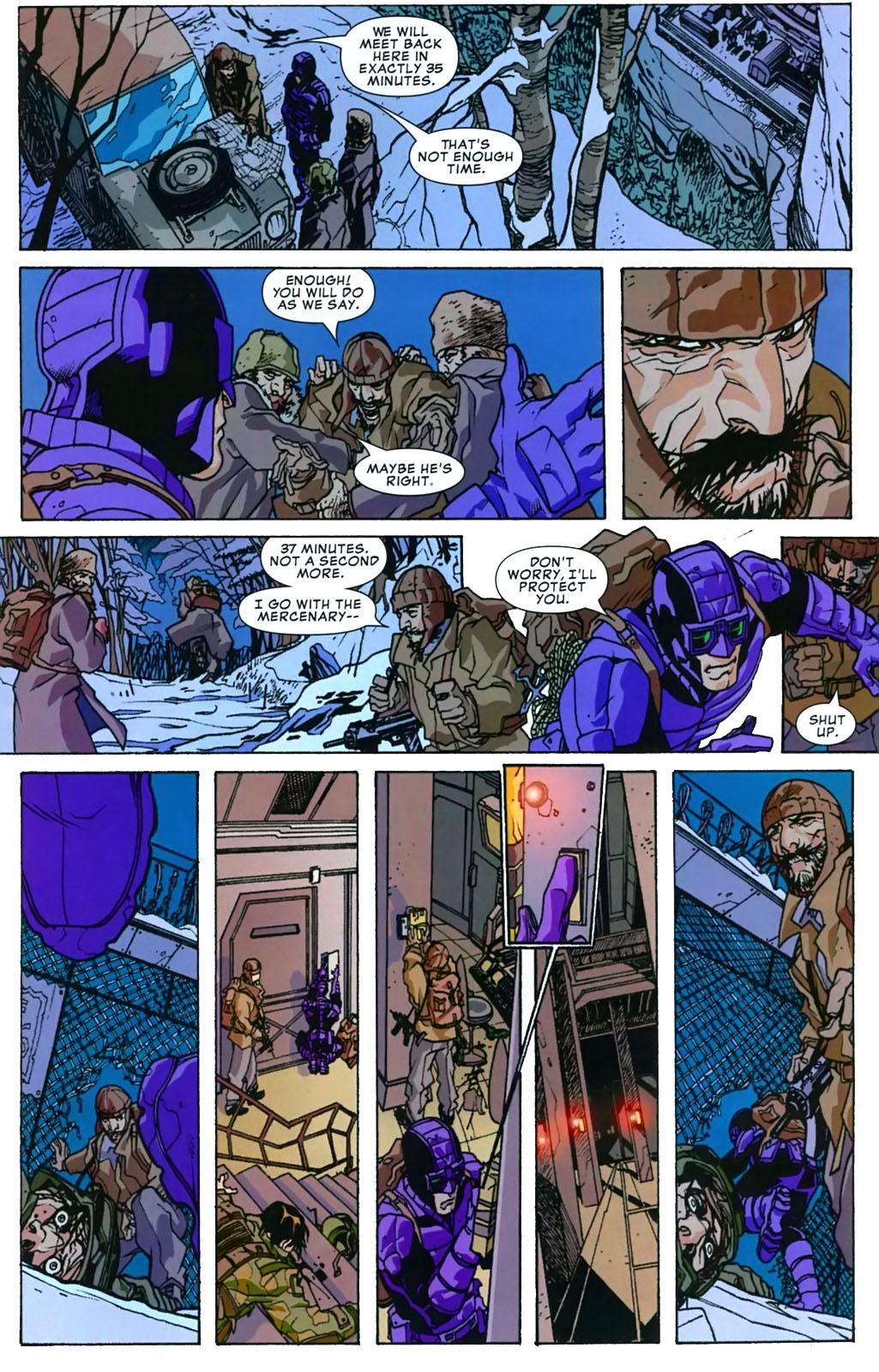 Read online Amazing Fantasy (2004) comic -  Issue #16 - 28