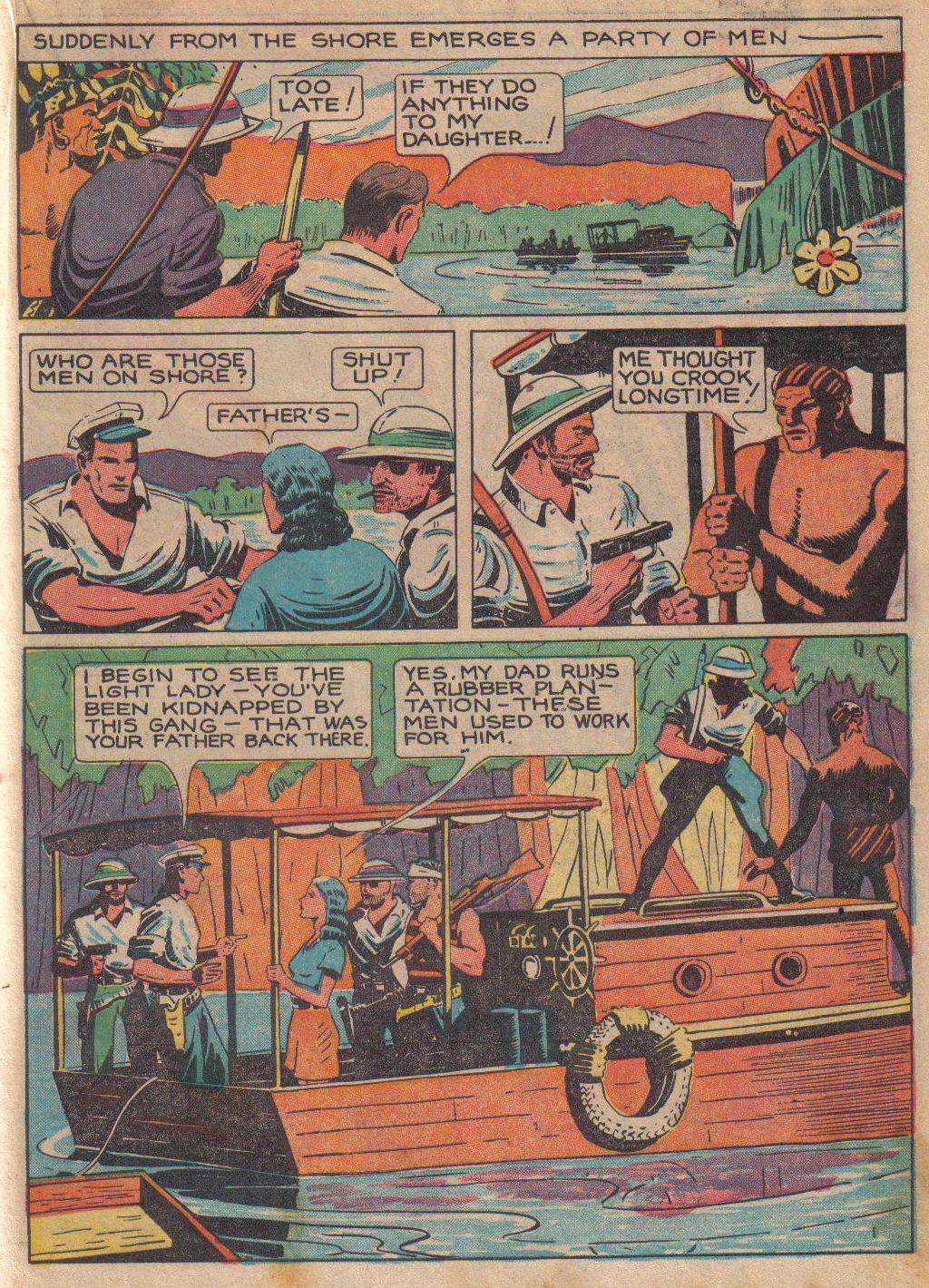 Read online Adventure Comics (1938) comic -  Issue #24 - 37