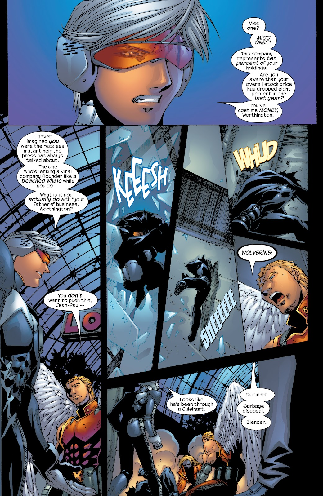 Read online X-Men: Unstoppable comic -  Issue # TPB (Part 3) - 15