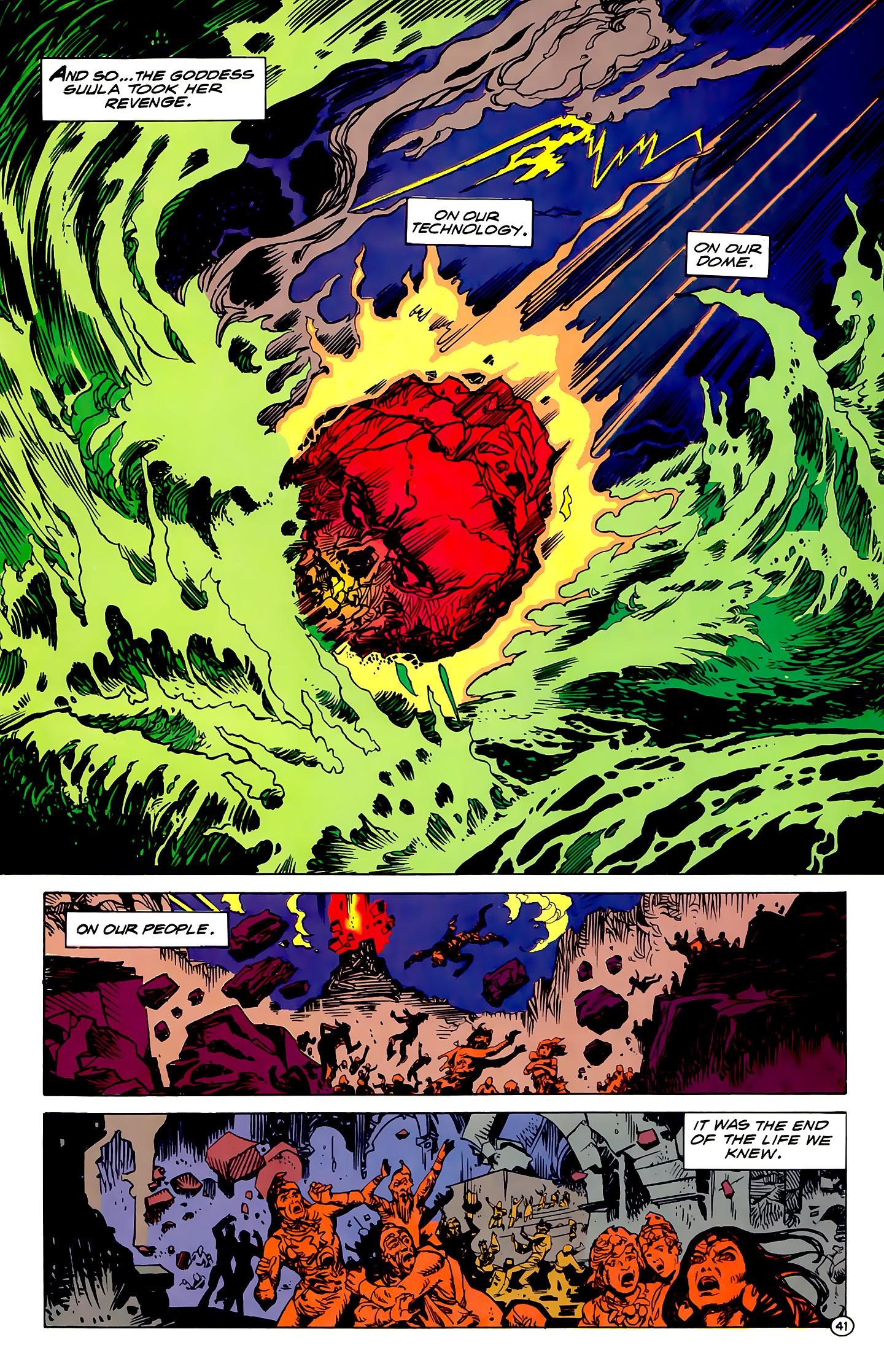 Read online Atlantis Chronicles comic -  Issue #1 - 41