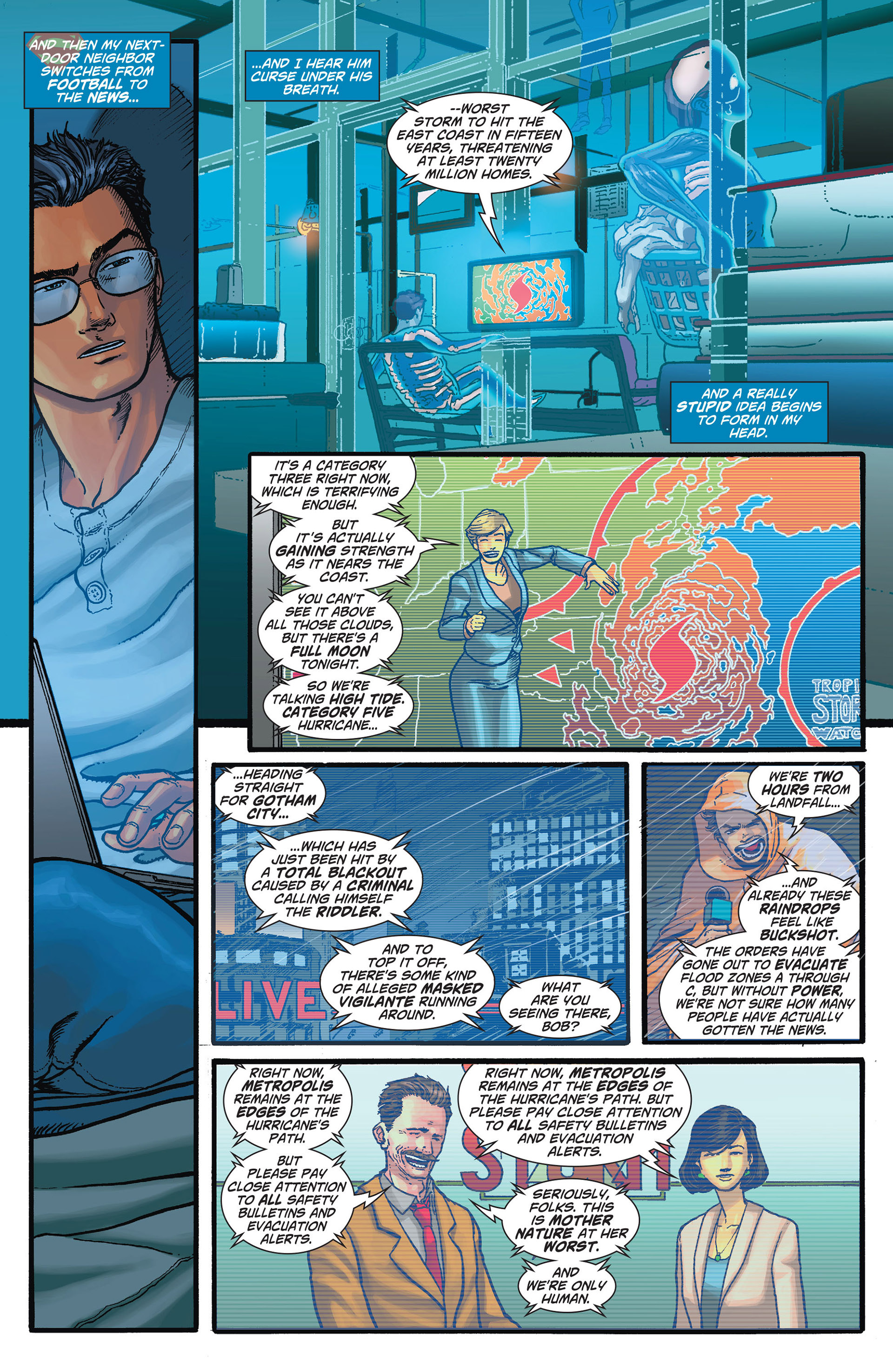 Read online Action Comics (2011) comic -  Issue #25 - 8