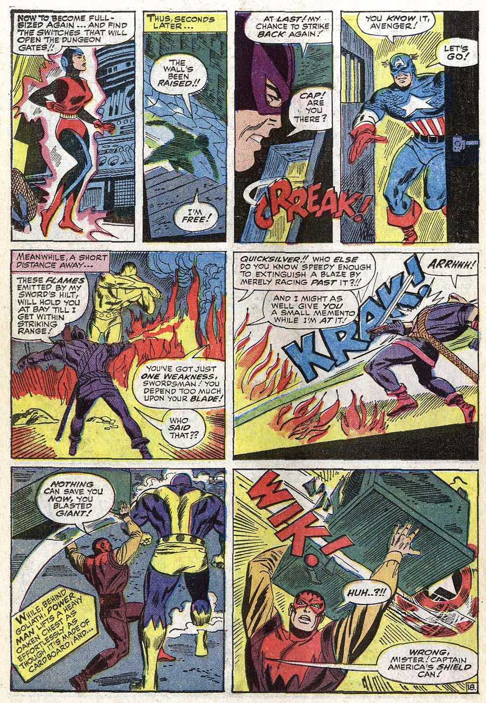 The Avengers (1963) 29 Page 25