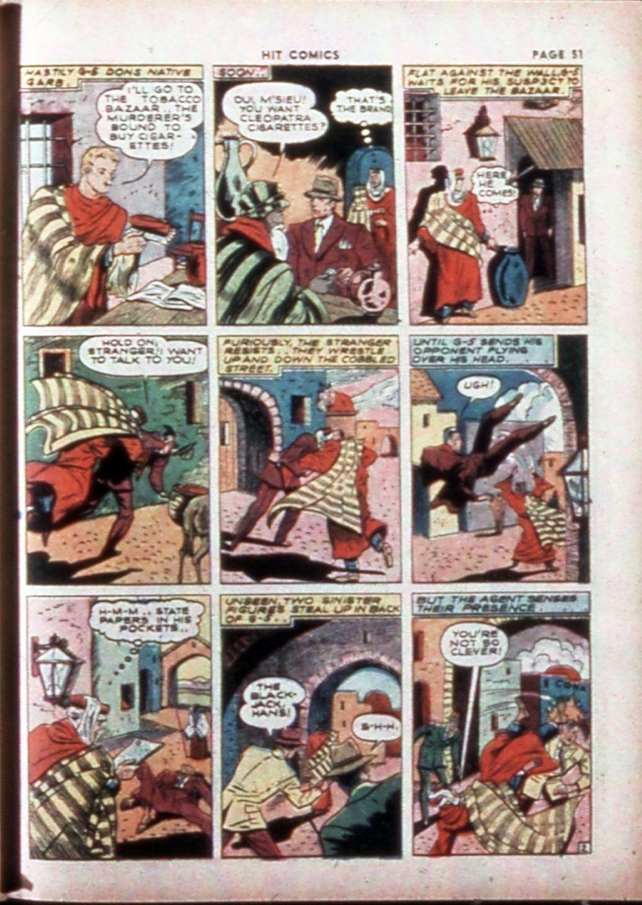 Read online Hit Comics comic -  Issue #14 - 53