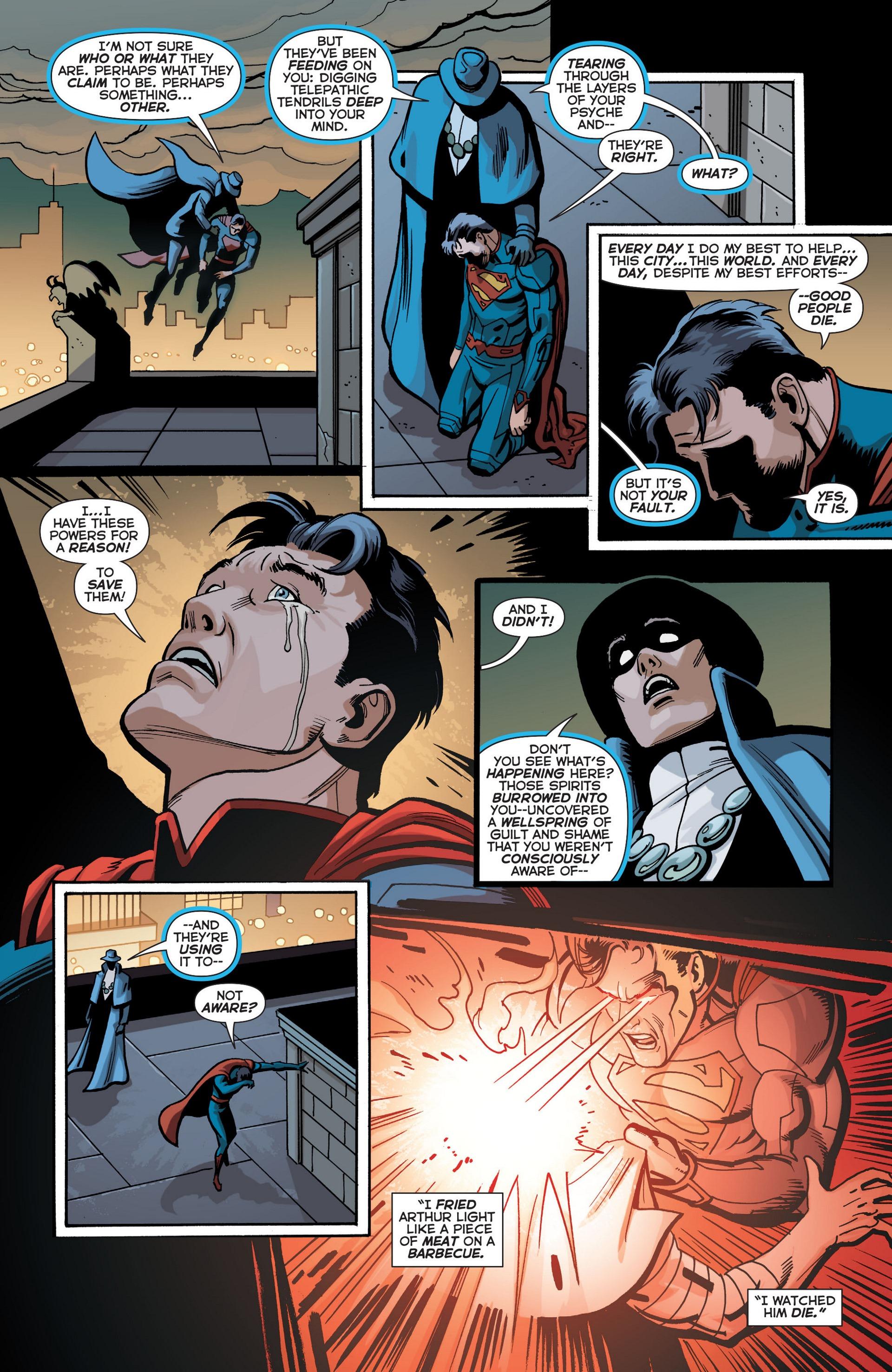 Read online Trinity of Sin: The Phantom Stranger comic -  Issue #18 - 8