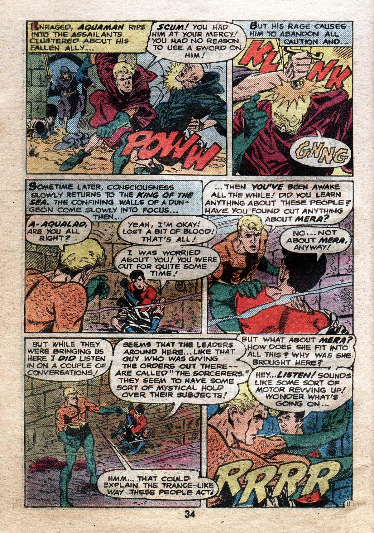 Read online Adventure Comics (1938) comic -  Issue #491 - 34