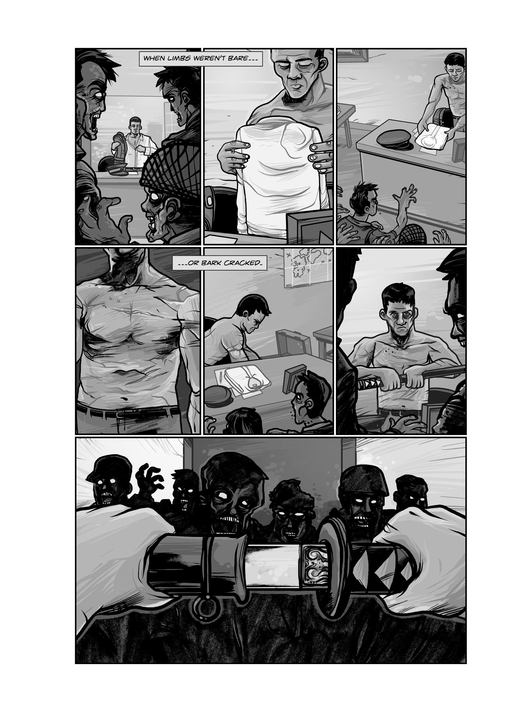 Read online FUBAR comic -  Issue #2 - 32