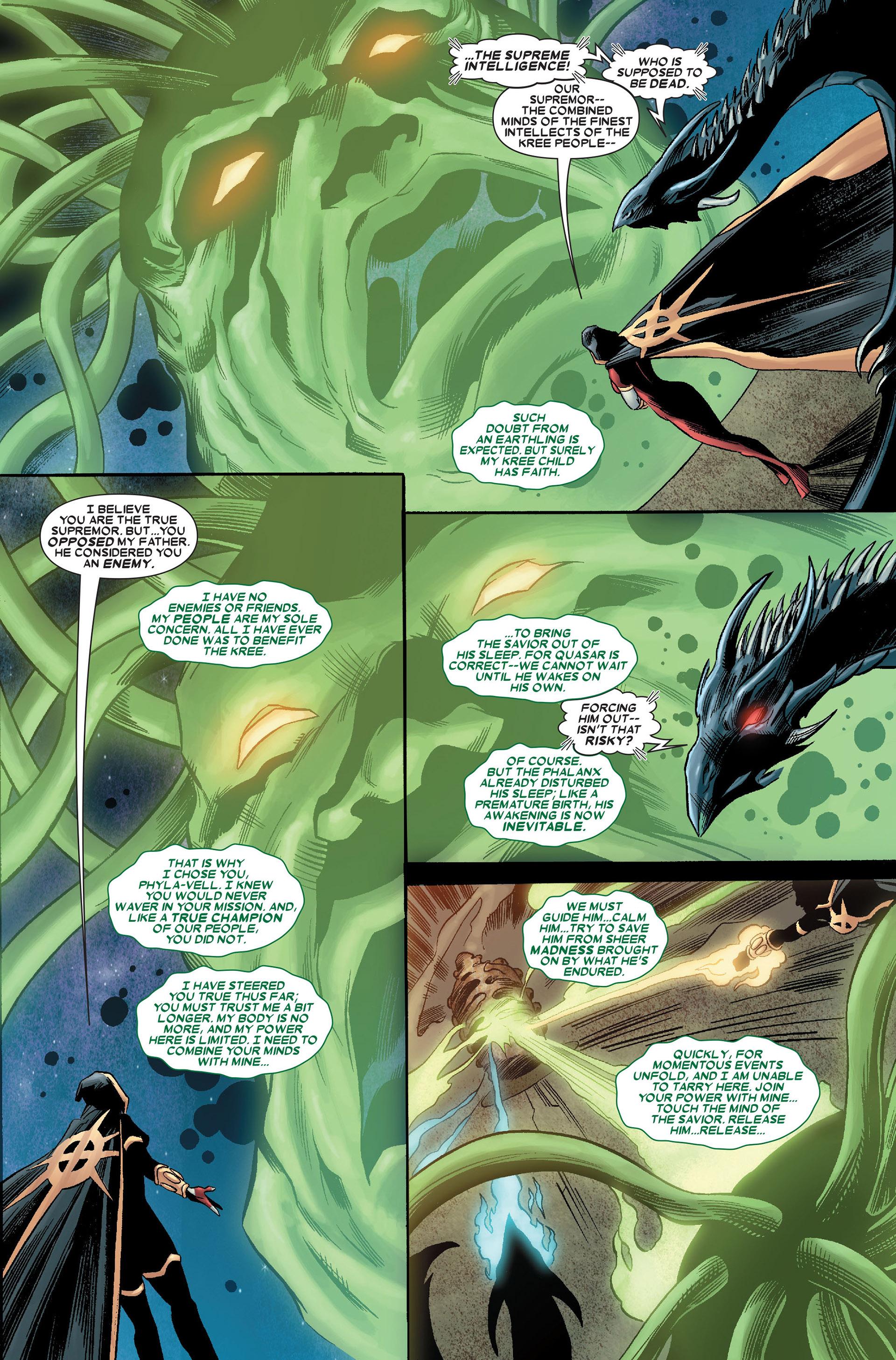 Read online Annihilation: Conquest - Quasar comic -  Issue #4 - 19