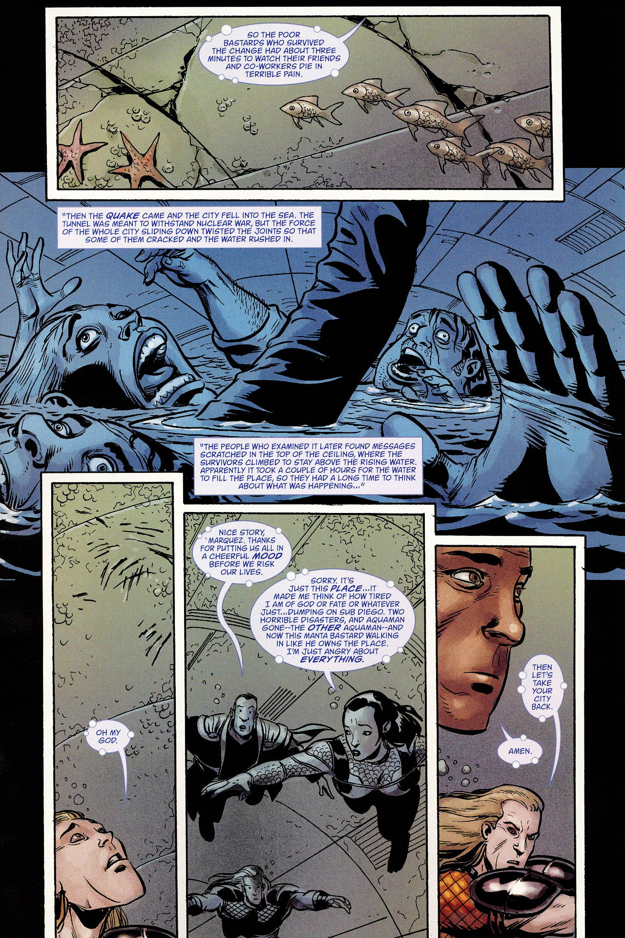 Read online Aquaman: Sword of Atlantis comic -  Issue #52 - 19