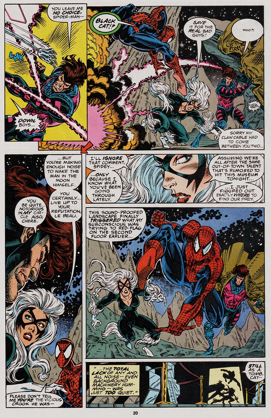 Web of Spider-Man (1985) Issue #113 #123 - English 17