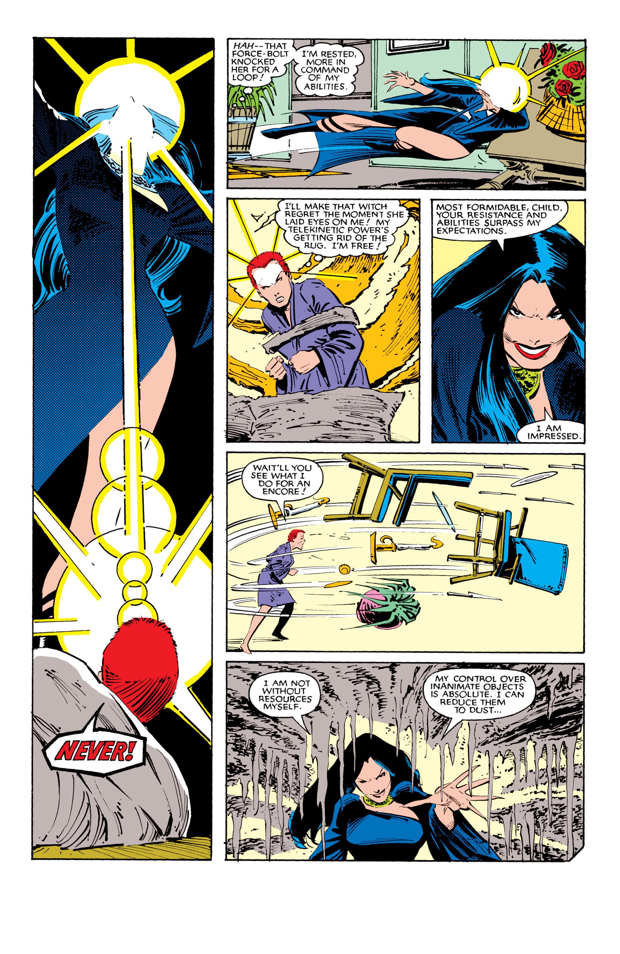 Read online Uncanny X-Men (1963) comic -  Issue #184 - 16