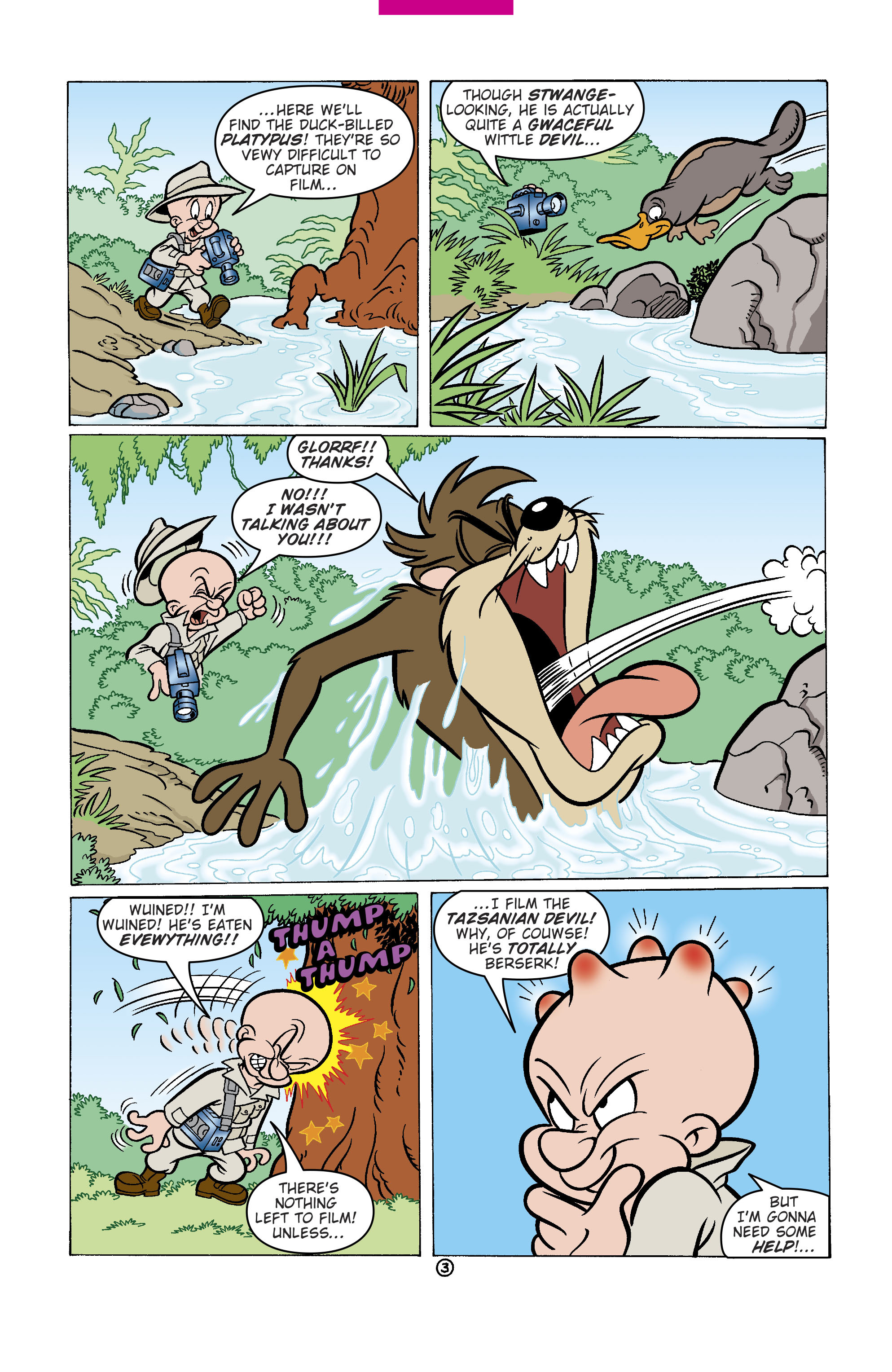 Read online Looney Tunes (1994) comic -  Issue #236 - 18