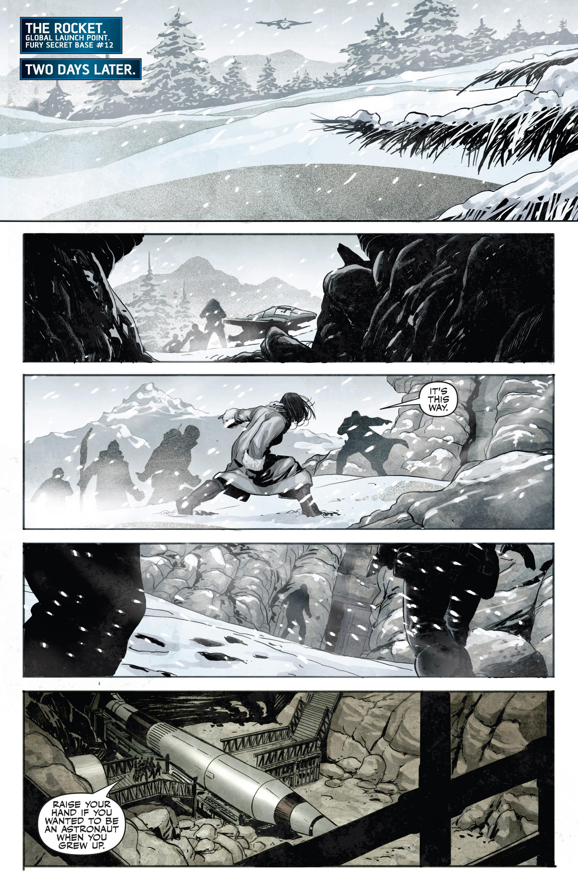 Read online Secret Warriors comic -  Issue #20 - 15