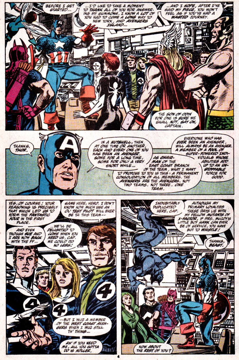 The Avengers (1963) 305 Page 3