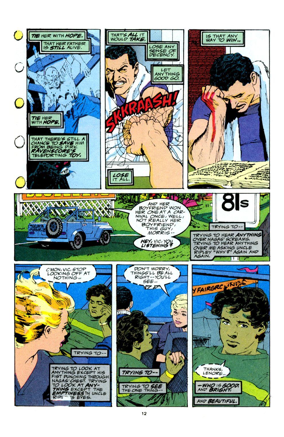 Read online Powerline comic -  Issue #5 - 14