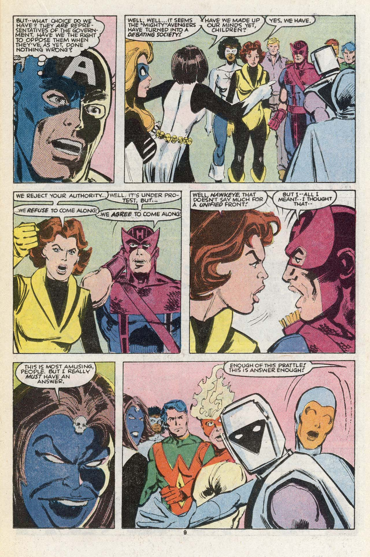 The Avengers (1963) _Annual_15 Page 14