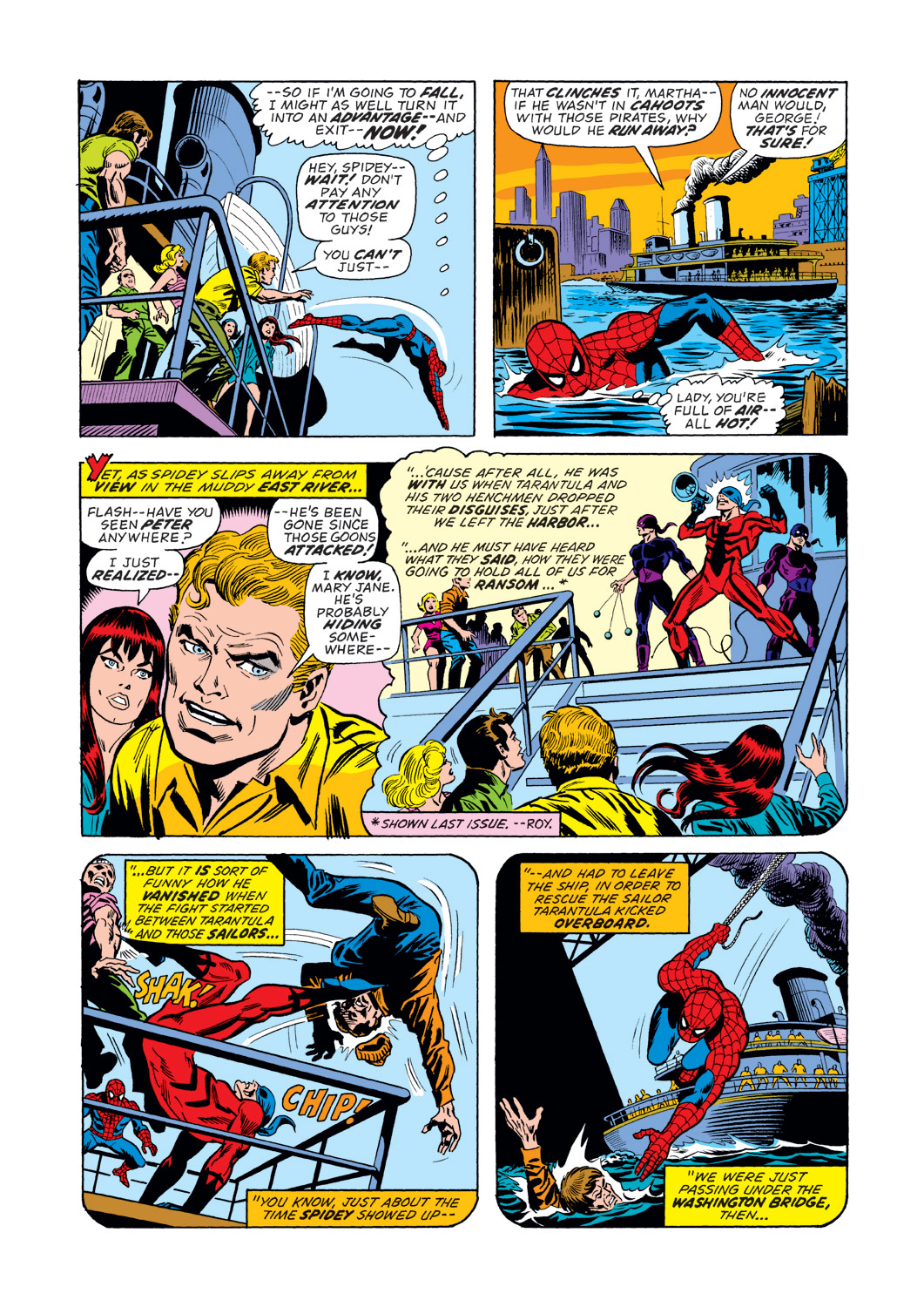 The Amazing Spider-Man (1963) 135 Page 5