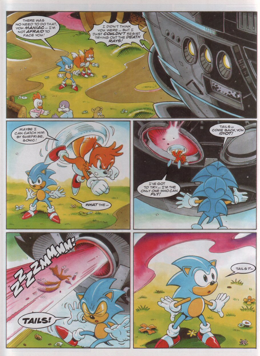 Read online Sonic the Comic comic -  Issue #45 - 7