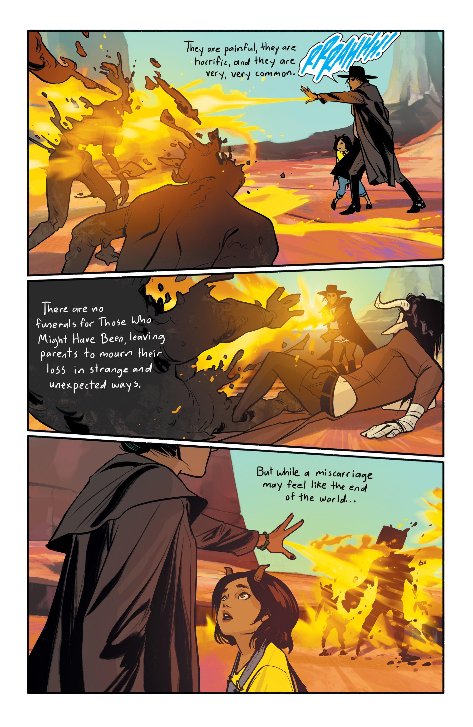 Read online Saga comic -  Issue #43 - 23