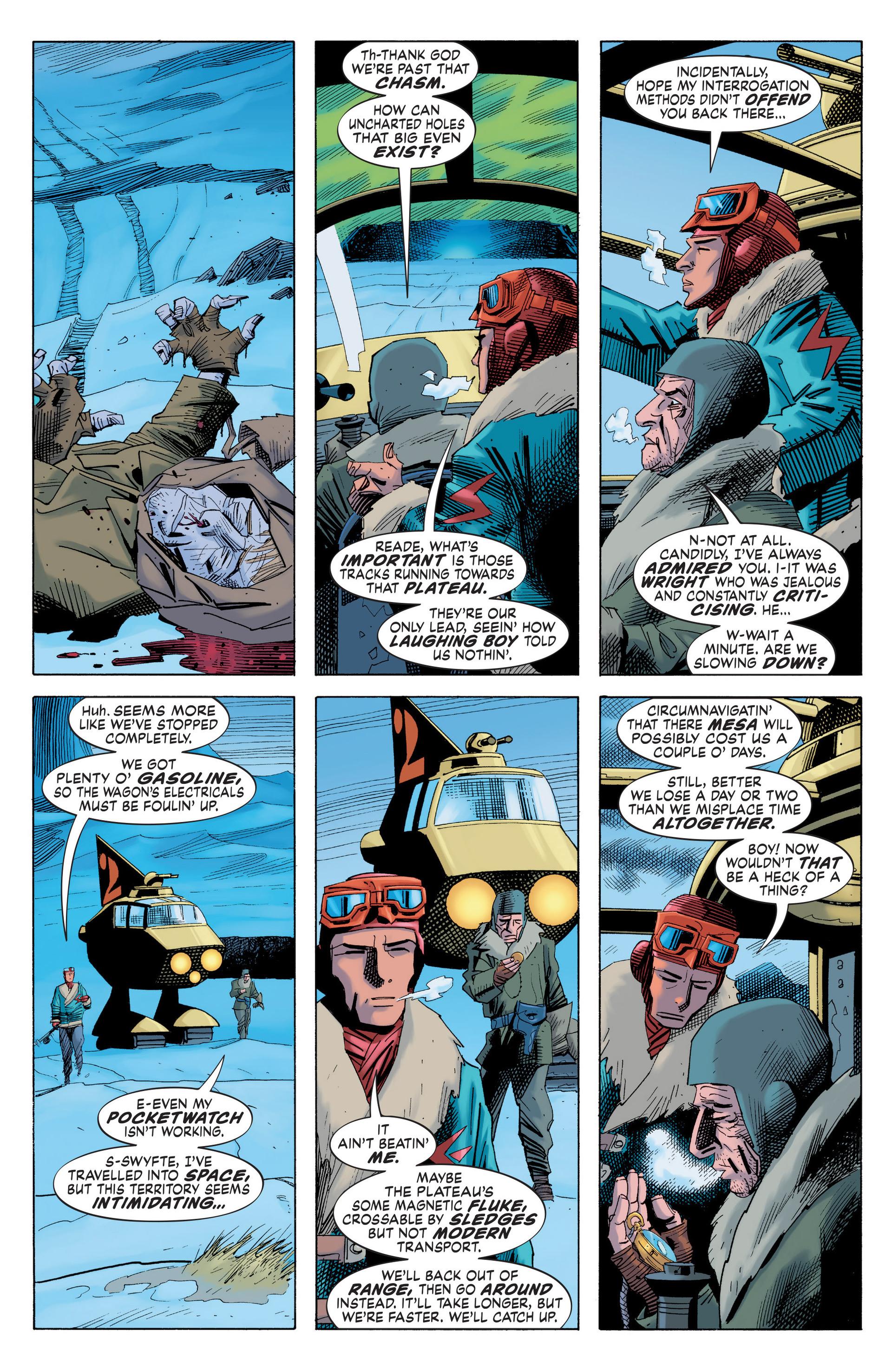 Read online Nemo: Heart of Ice comic -  Issue # Full - 29