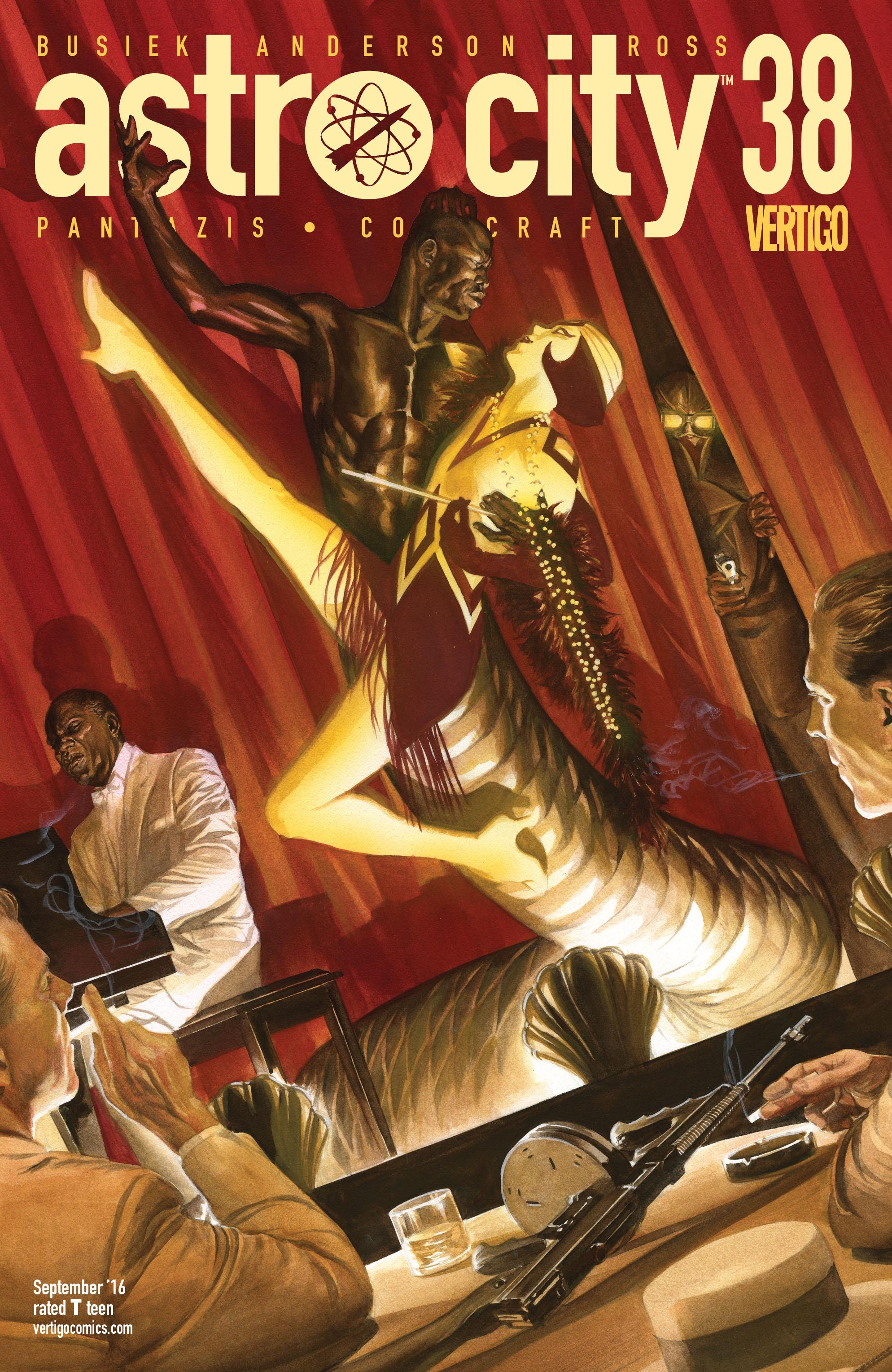 Read online Astro City comic -  Issue #38 - 1