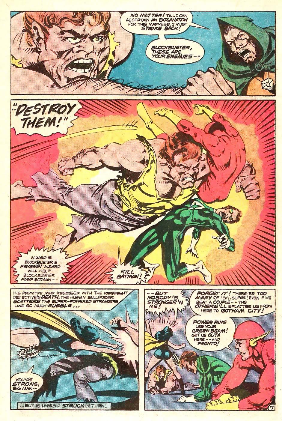 Read online Secret Society of Super-Villains comic -  Issue #13 - 8